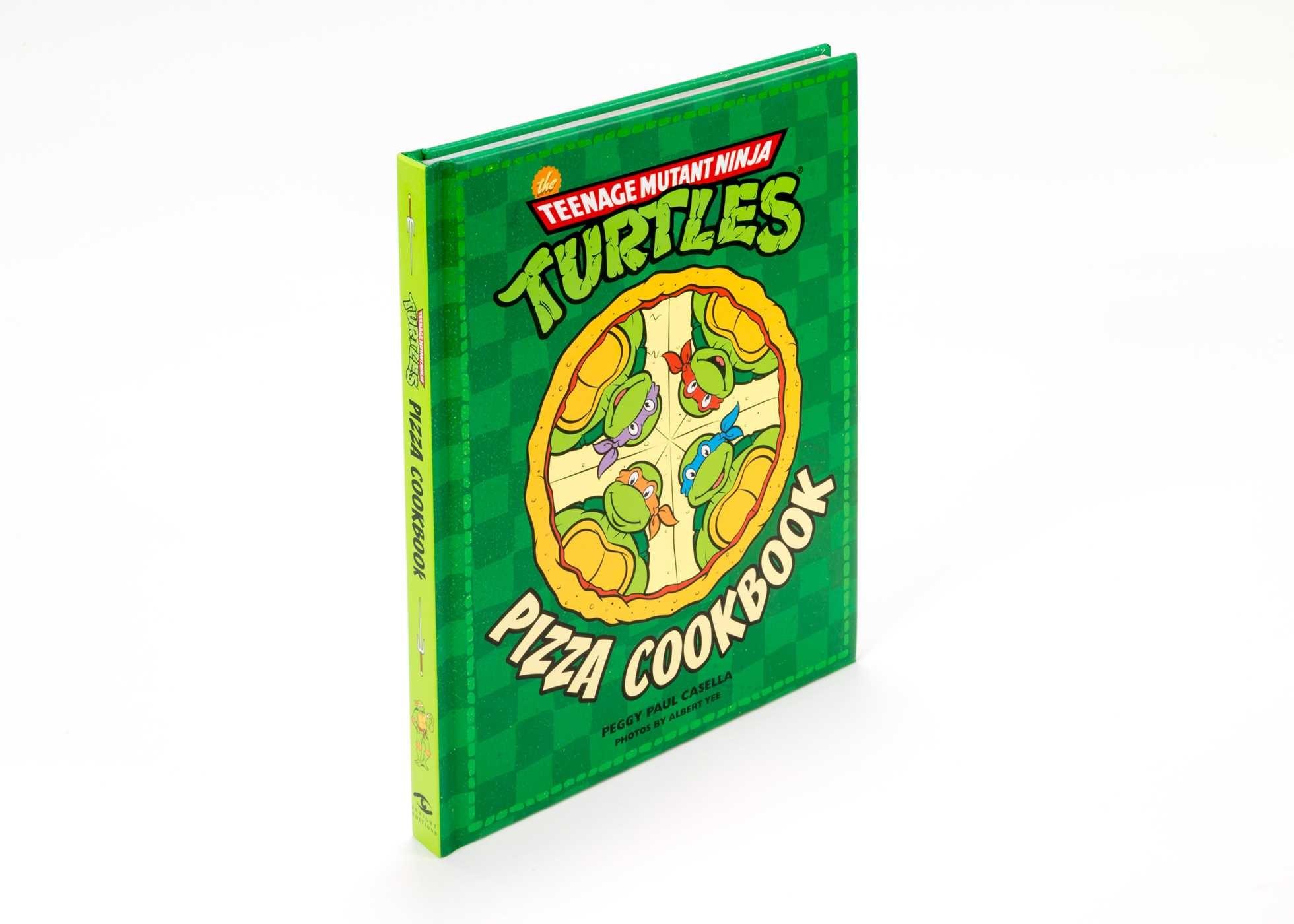 The teenage mutant ninja turtles pizza cookbook 9781608878314.in05
