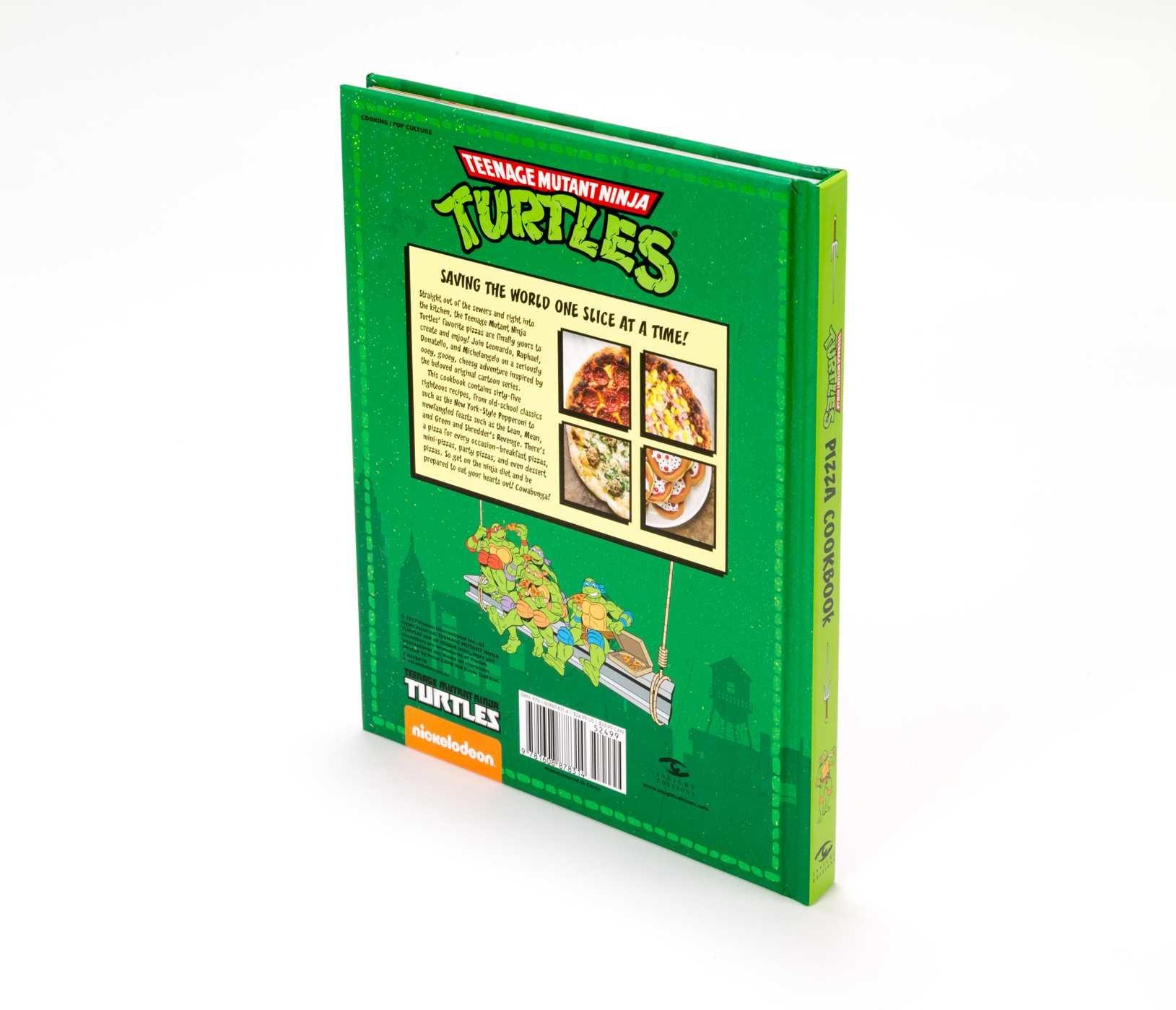 The teenage mutant ninja turtles pizza cookbook 9781608878314.in06