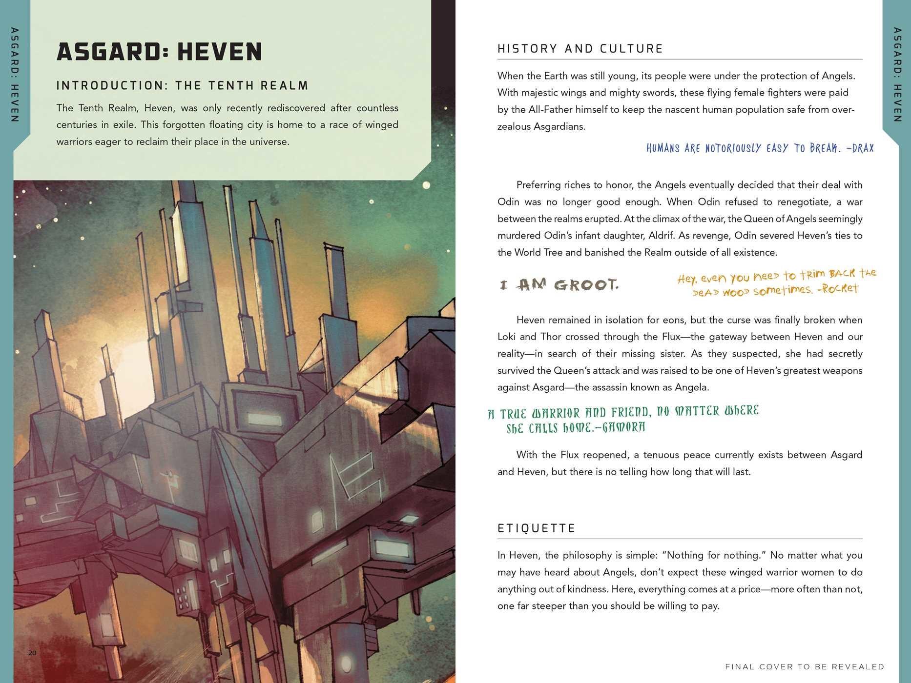 Hidden Universe Travel Guides