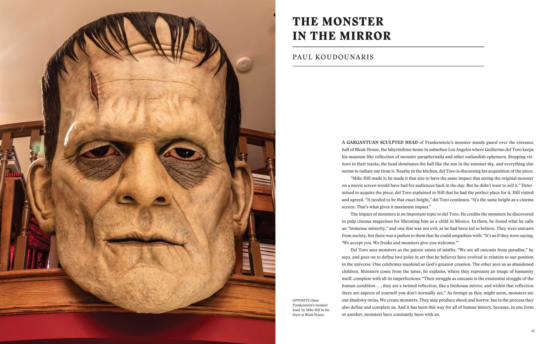 Guillermo del toro at home with monsters 9781608878604.in03