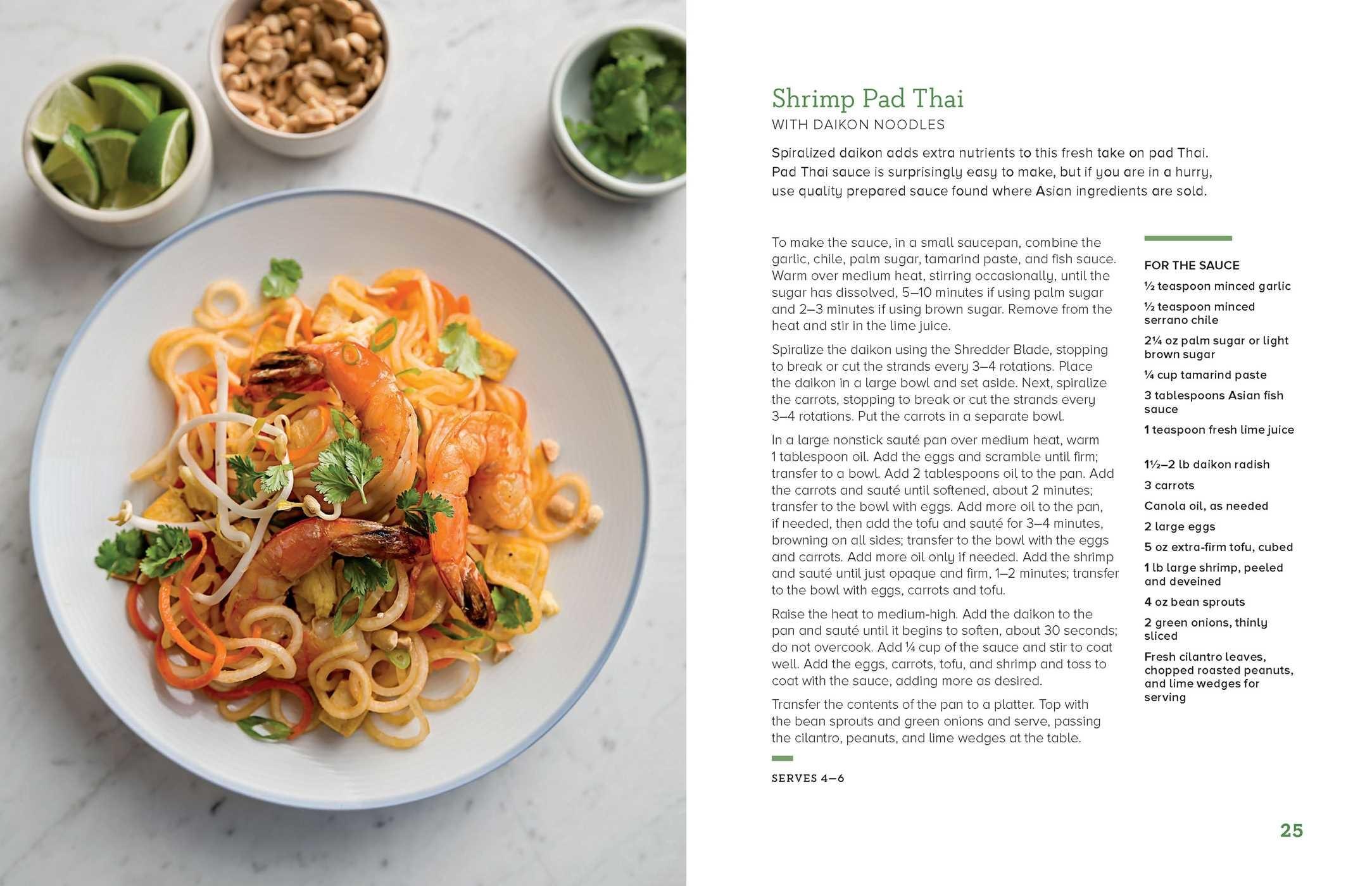 The Spiralizer Cookbook | Book by Williams-Sonoma Test Kitchen ...
