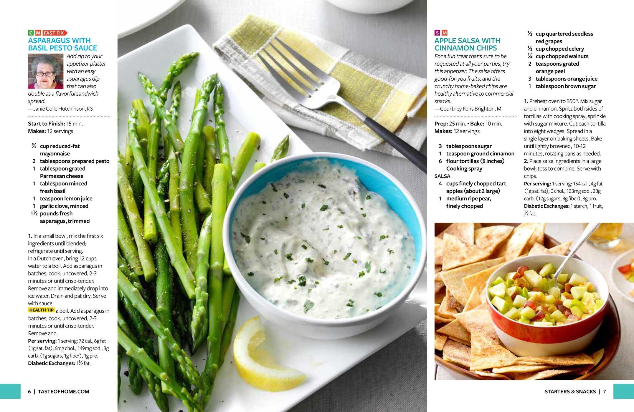 Taste of home simply healthy cookbook 9781617657191.in03