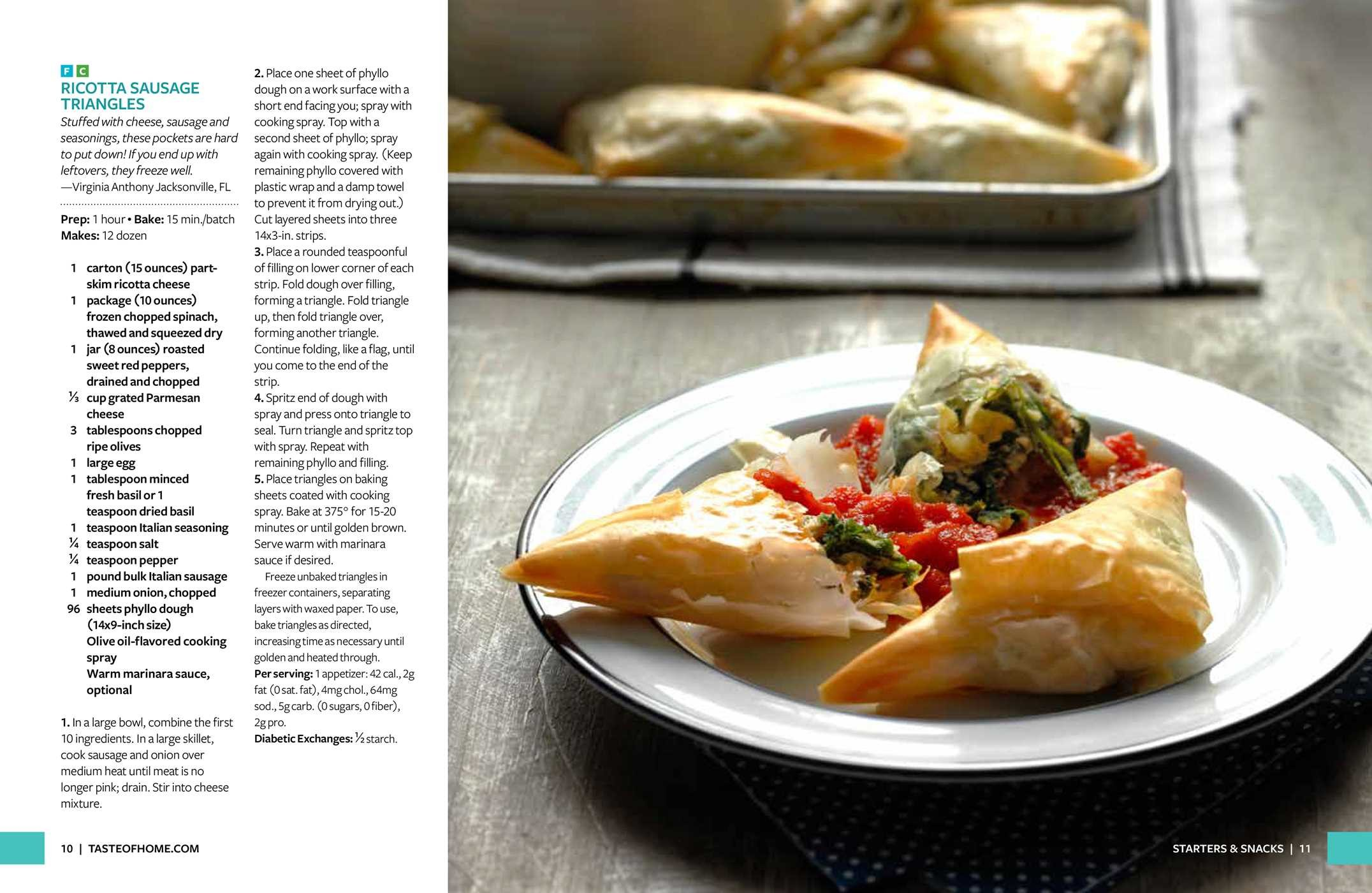 Taste of home simply healthy cookbook 9781617657191.in04