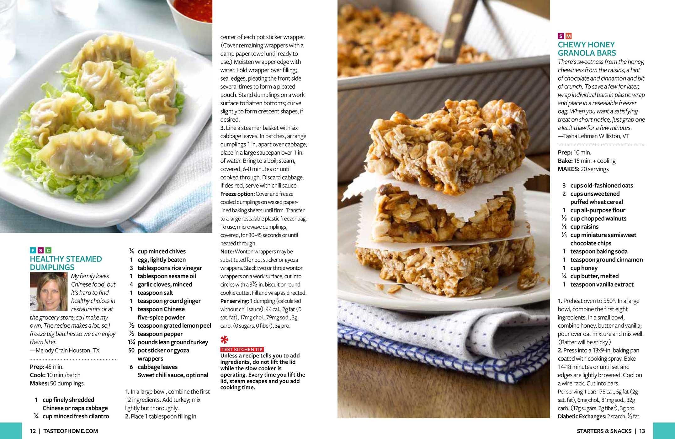 Taste of home simply healthy cookbook 9781617657191.in05