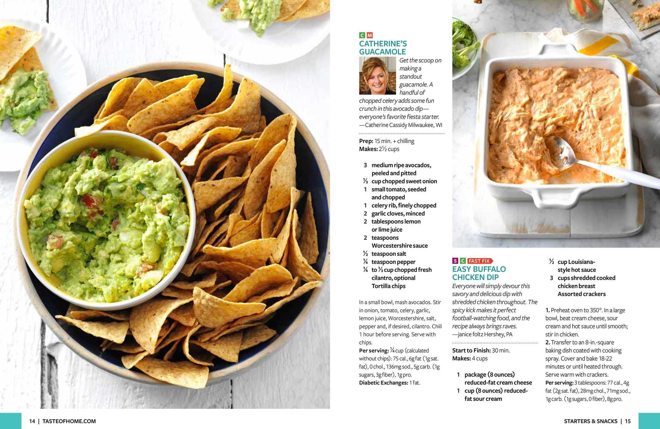 Taste of home simply healthy cookbook 9781617657191.in06