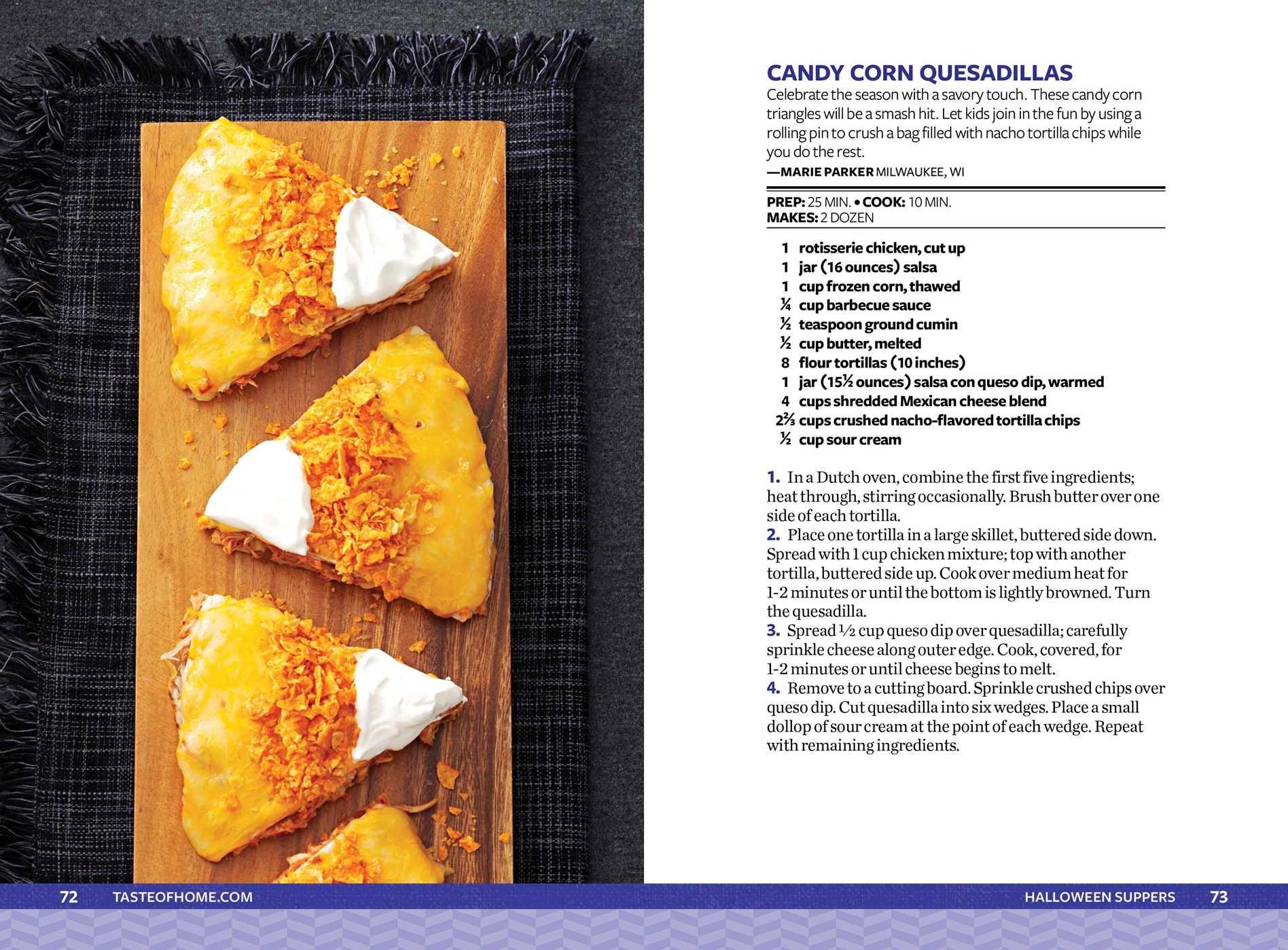 Taste of home halloween mini binder 9781617657689.in08