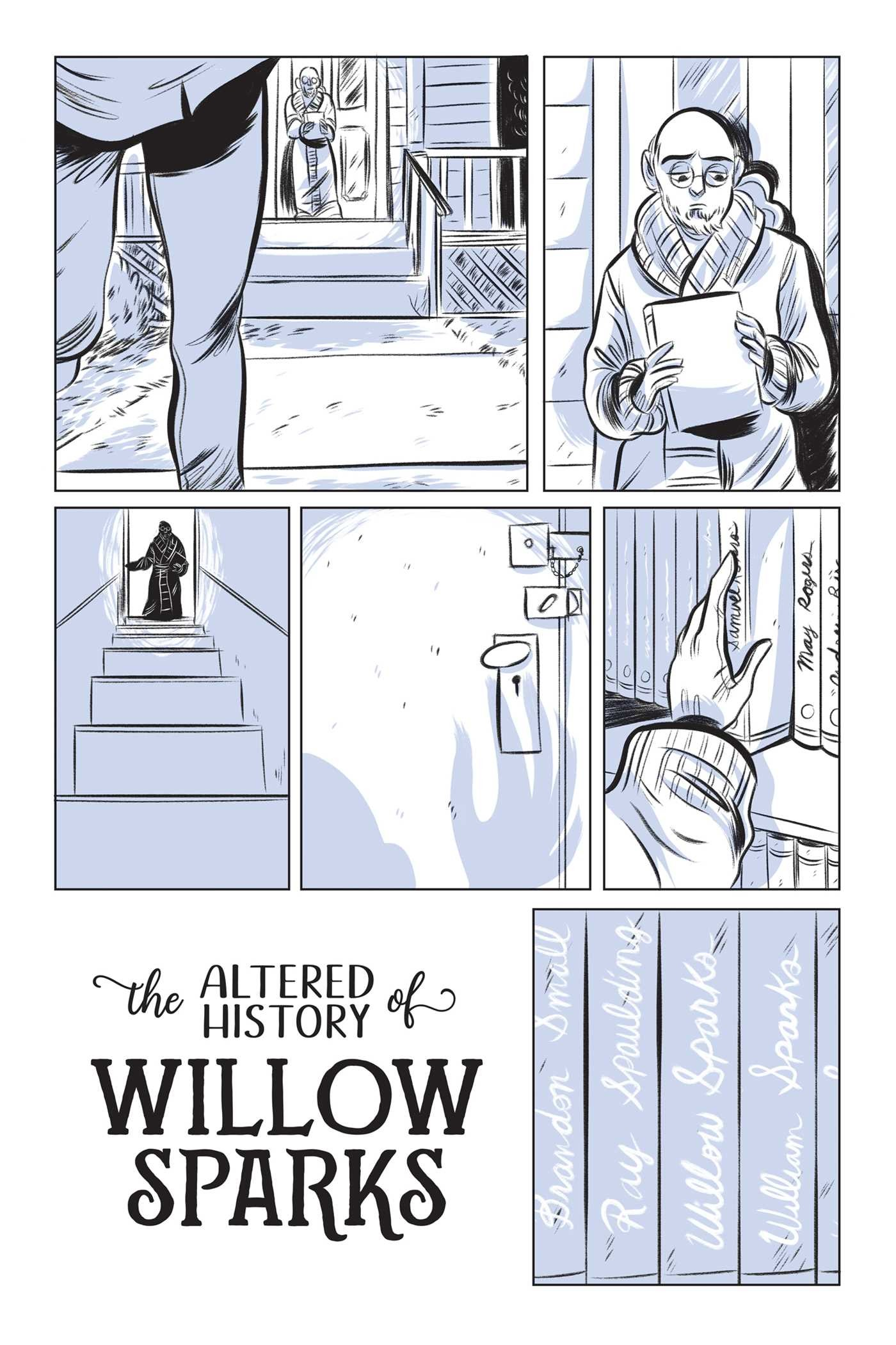 The altered history of willow sparks 9781620104507.in03