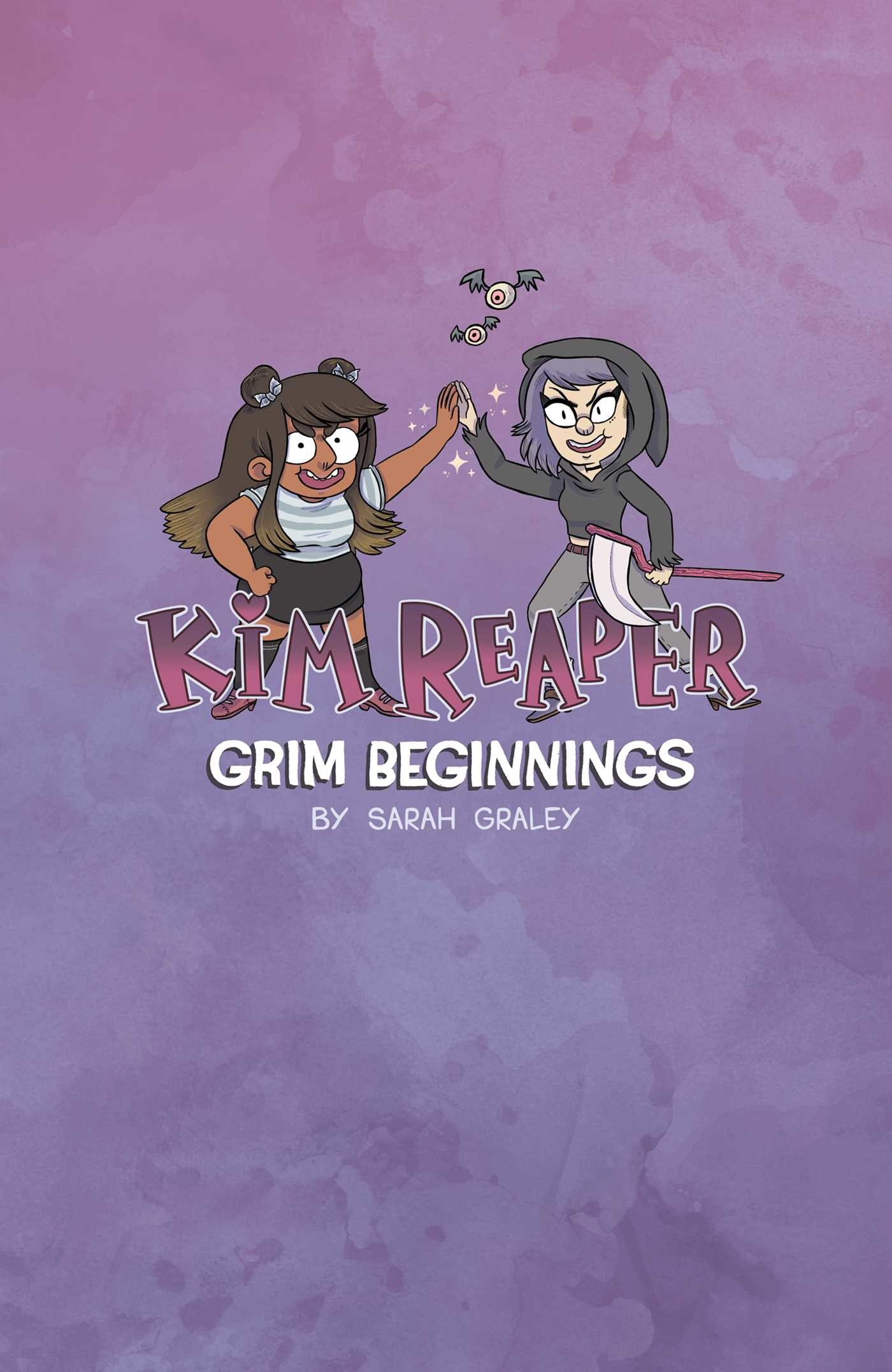 Kim reaper vol 1 9781620104552.in01