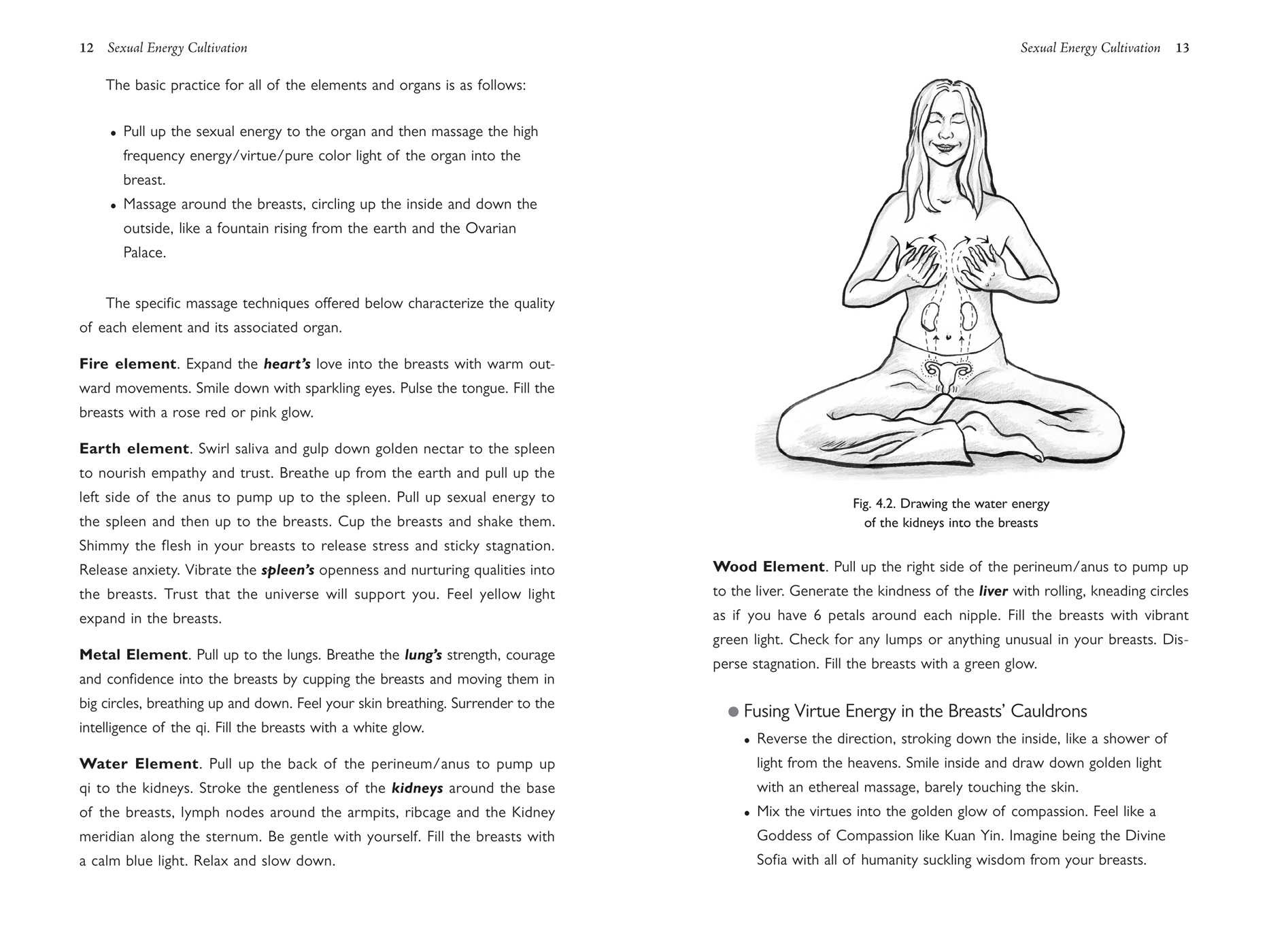 Learning the tao massage - 5 7