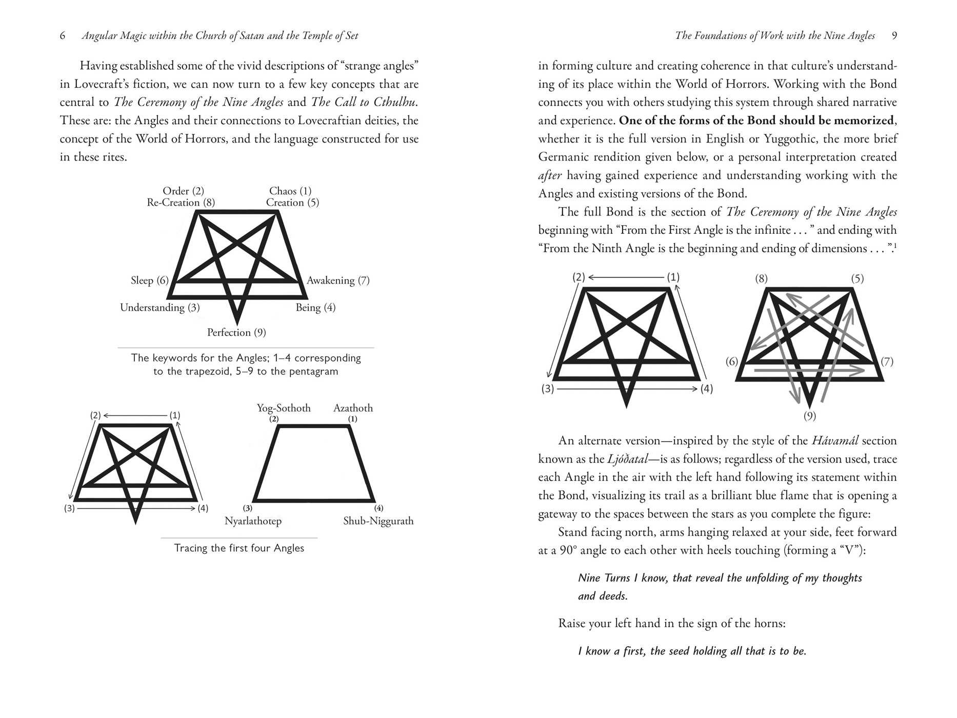 Infernal Geometry and the Left-Hand Path | Book by Toby