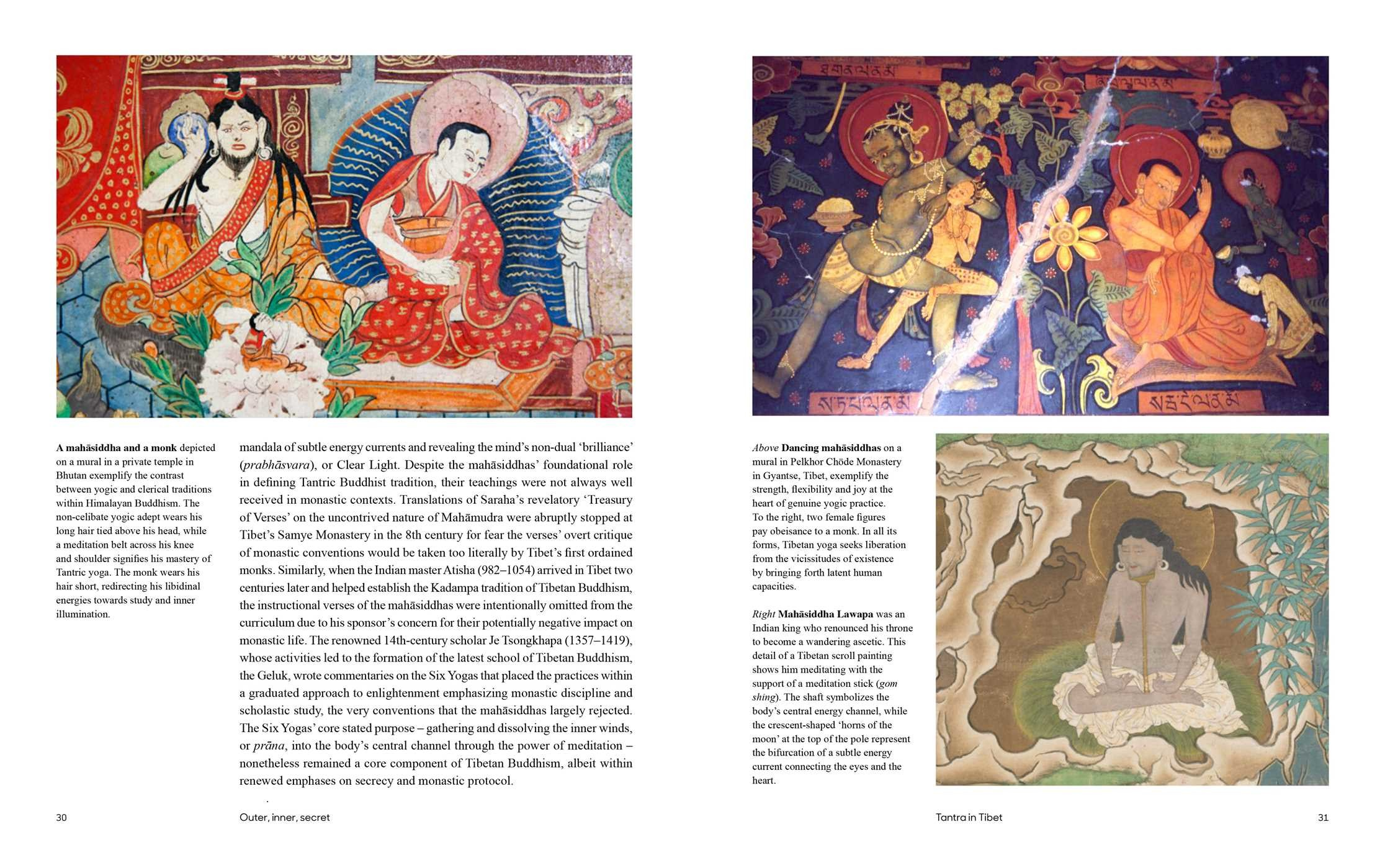 Tibetan Yoga | Book by Ian A  Baker, Bhakha Tulku Pema