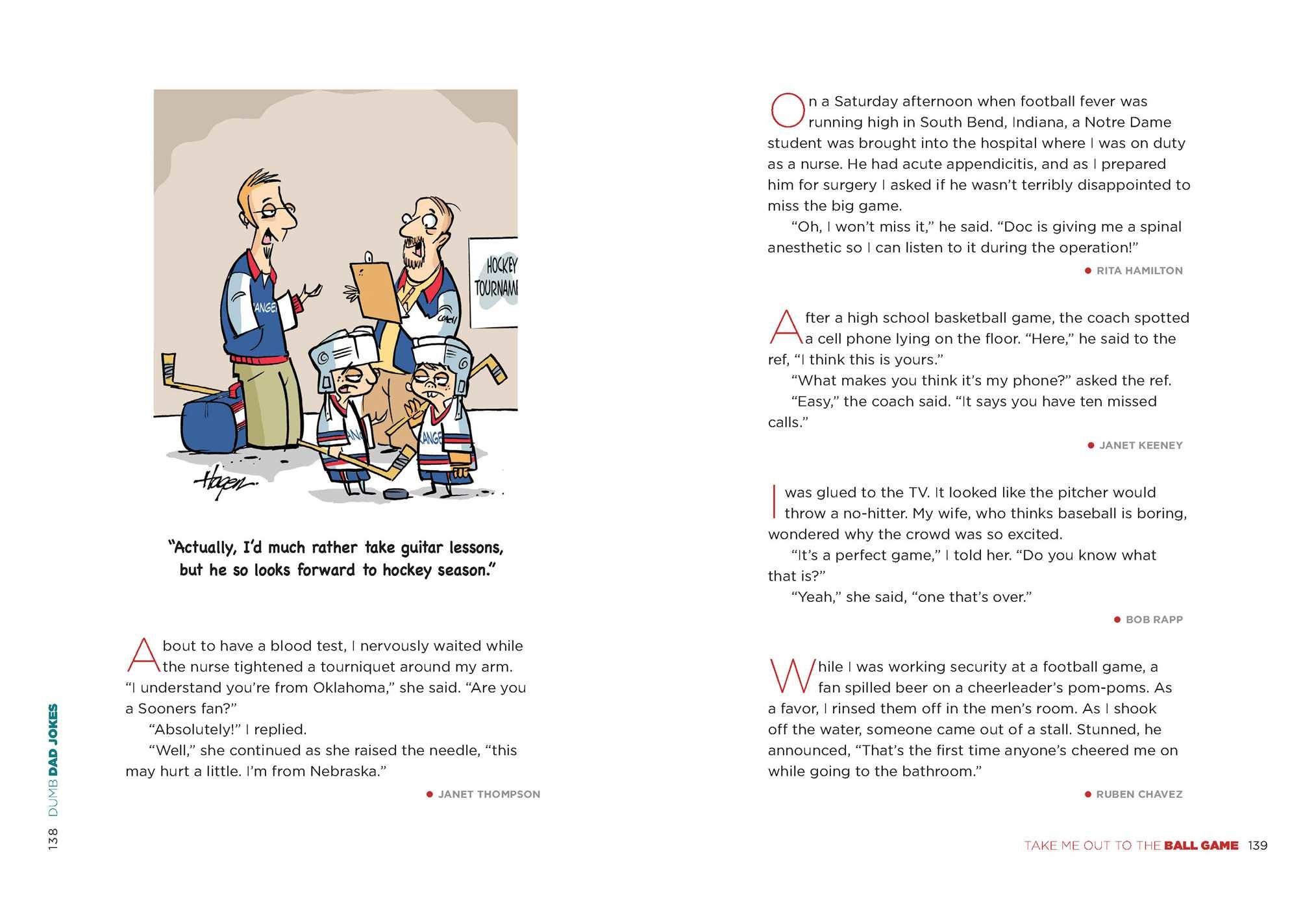 Reader's Digest Dumb Dad Jokes | Book by Reader's Digest