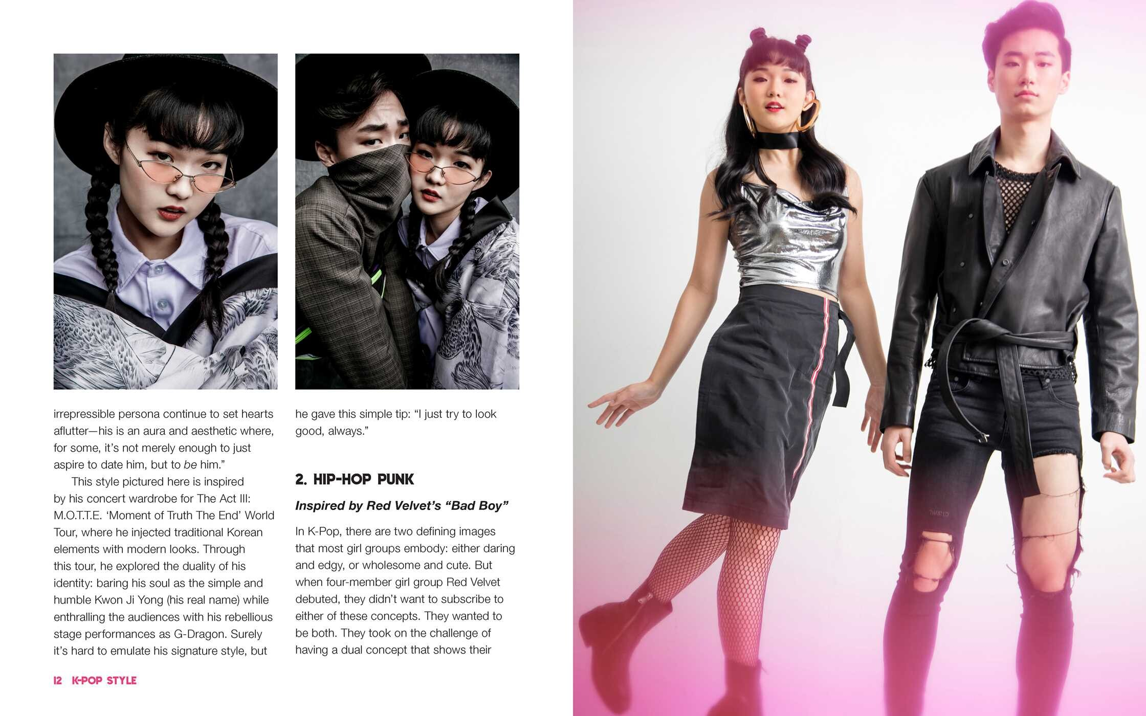 K-Pop Style | Book by Dianne Pineda-Kim | Official Publisher