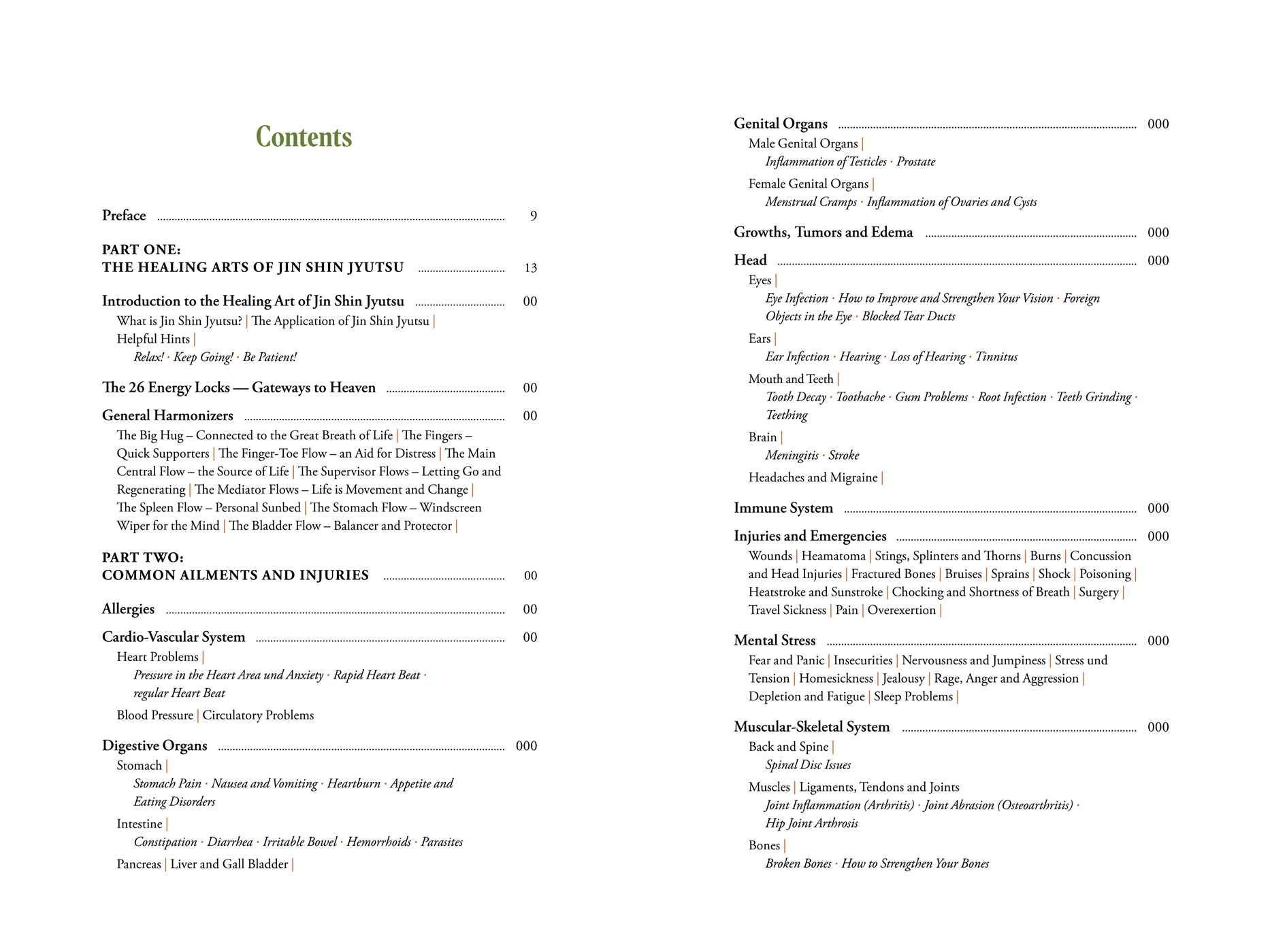 Jin Shin Healing Touch   Book by Tina Stümpfig   Official
