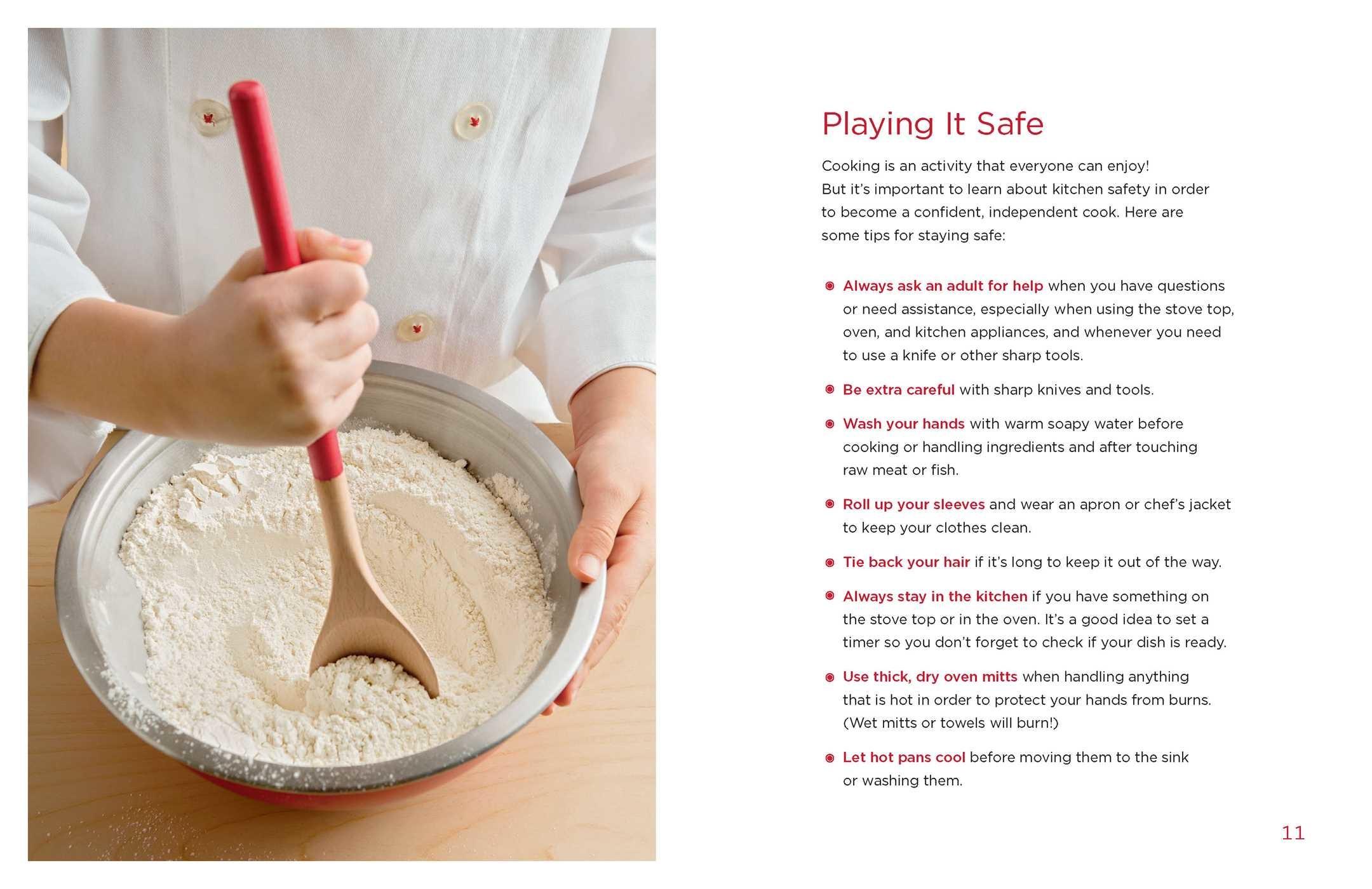 Junior Chef Cookbook | Book by Williams - Sonoma Test Kitchen ...