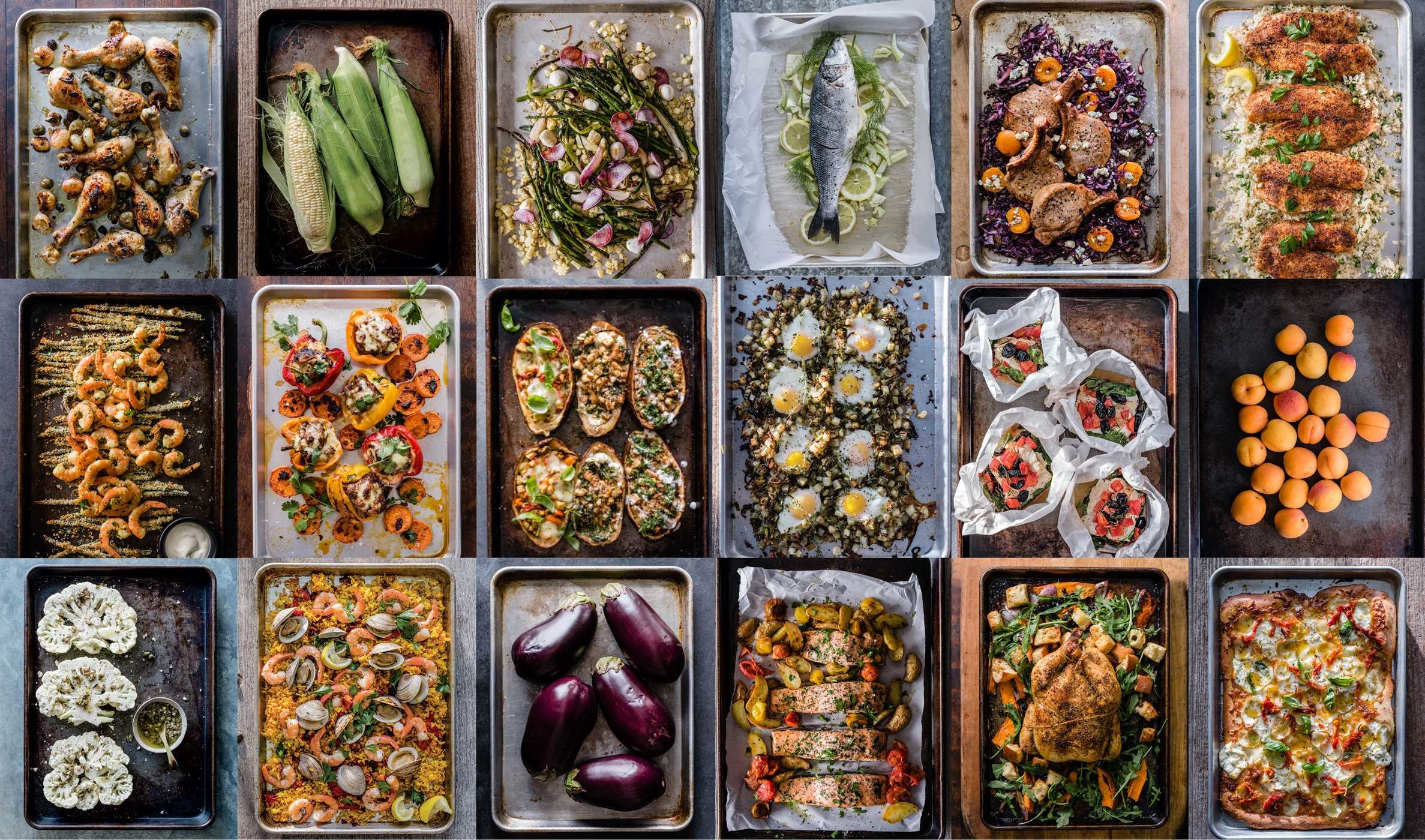 Sheet pan dinners 9781681881379.in01
