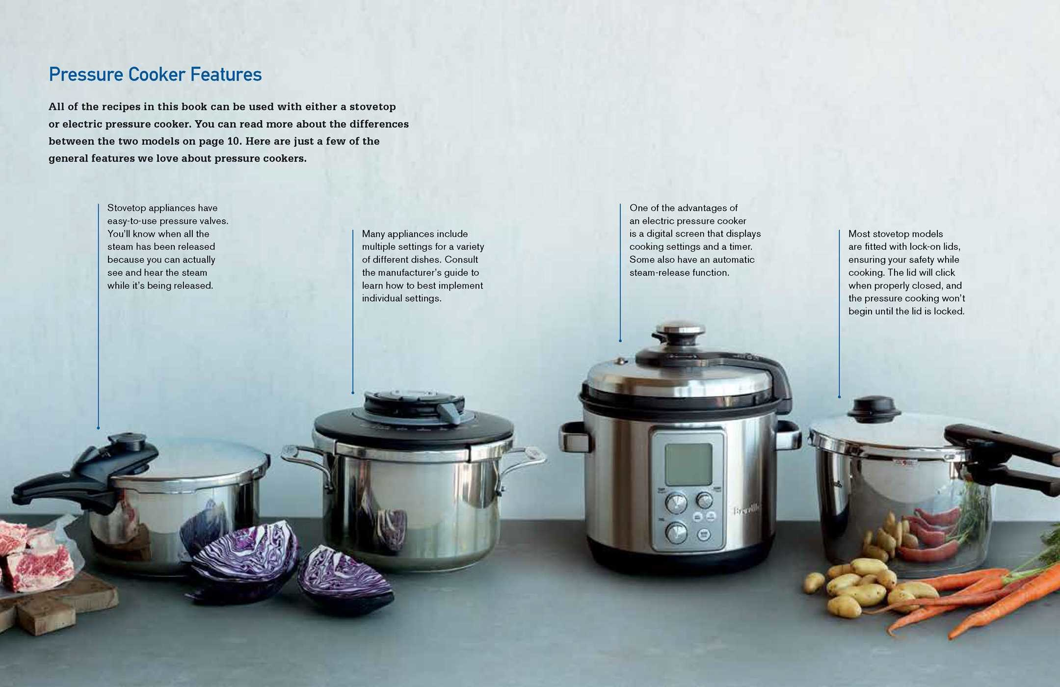 Pressure Cooker | Book by Williams Sonoma Test Kitchen | Official ...