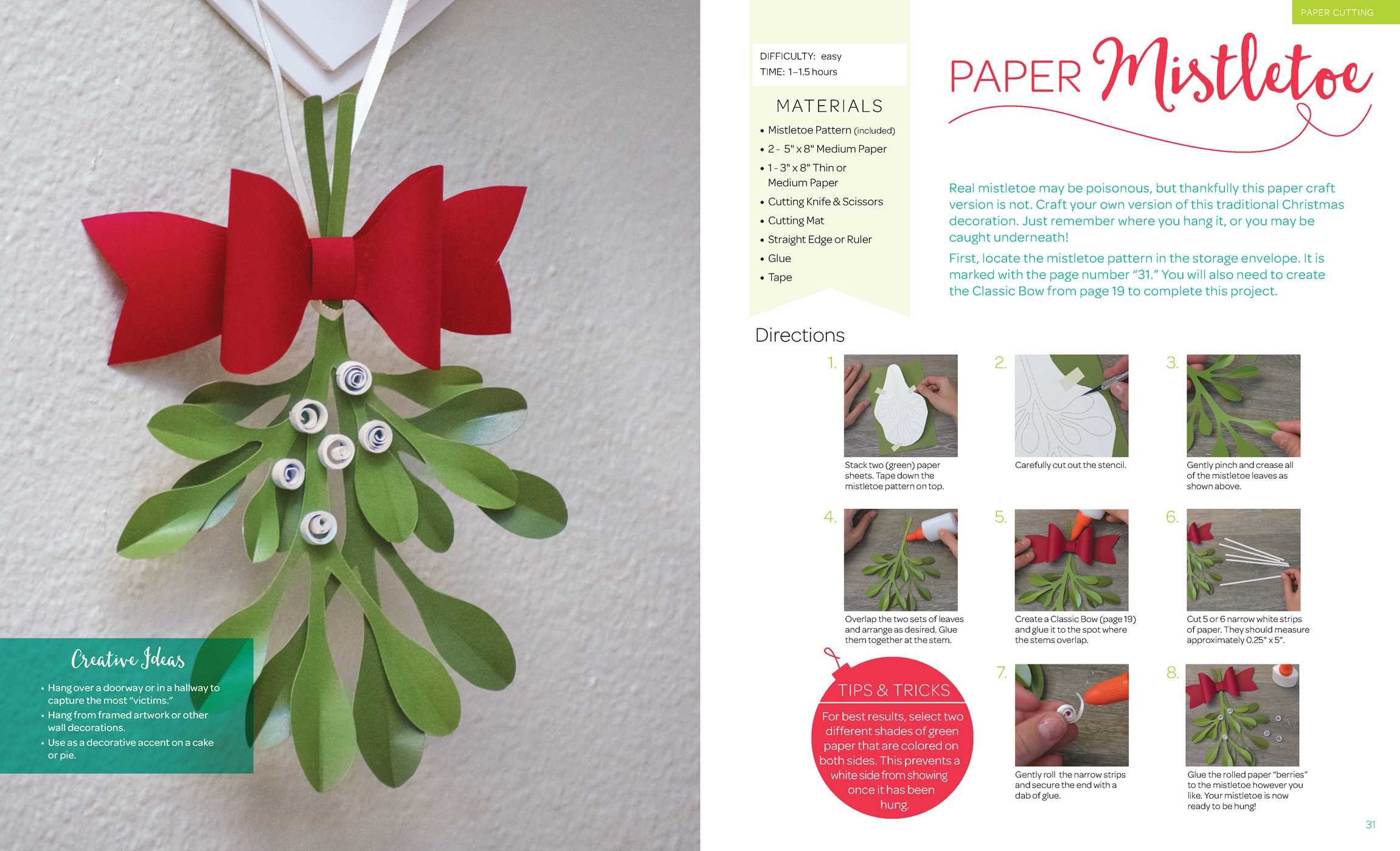 Holiday Paper Crafts 9781681882604in05