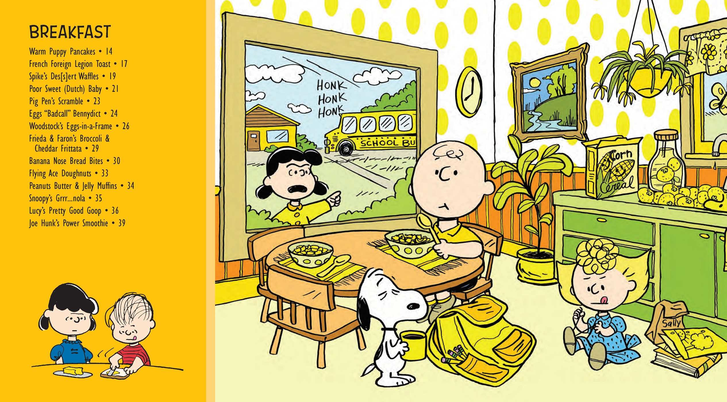 The peanuts munchtime cookbook 9781681884233.in01