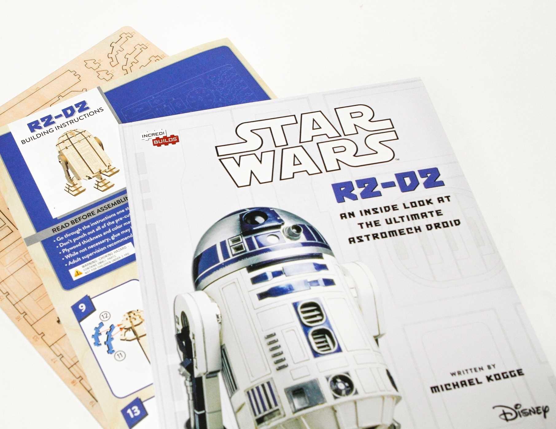 Incredibuilds star wars r2 d2 3d wood model 9781682980279.in05