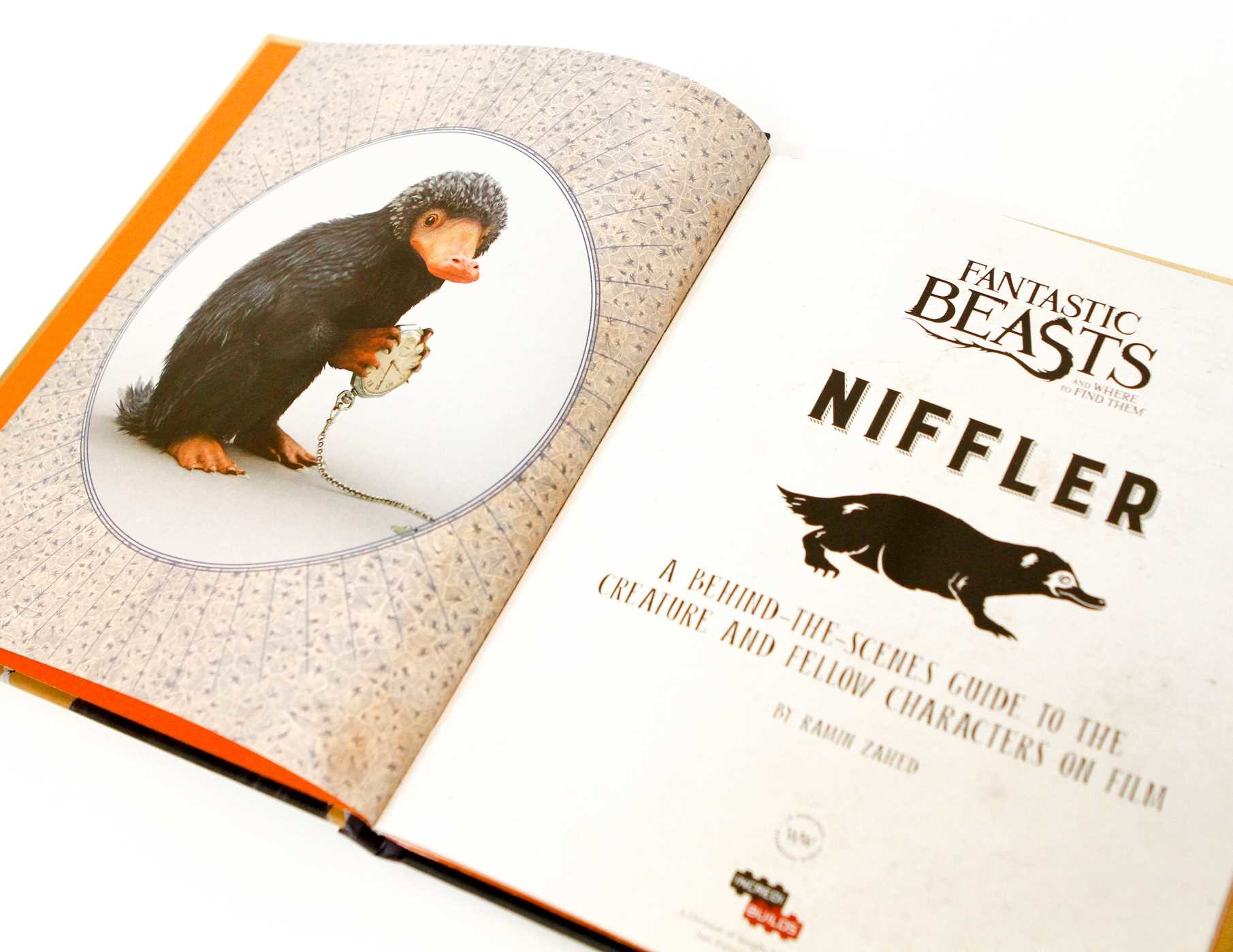 Fantastic Animals And Where To Find Them Book