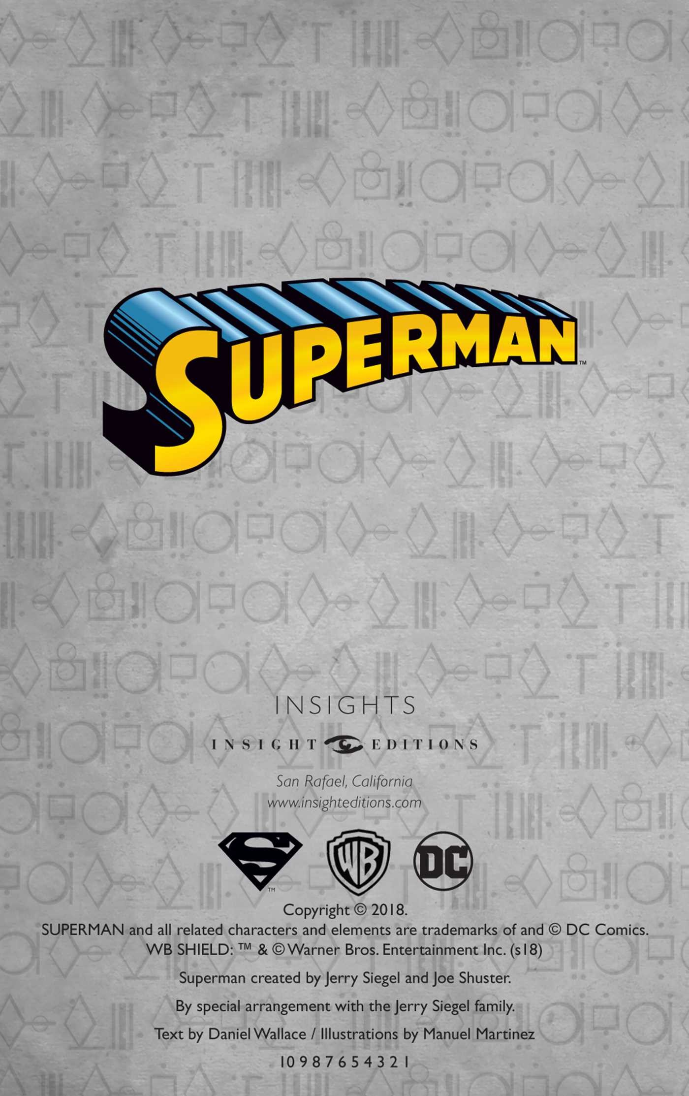 Superman ruled pocket journal 9781683830412.in01