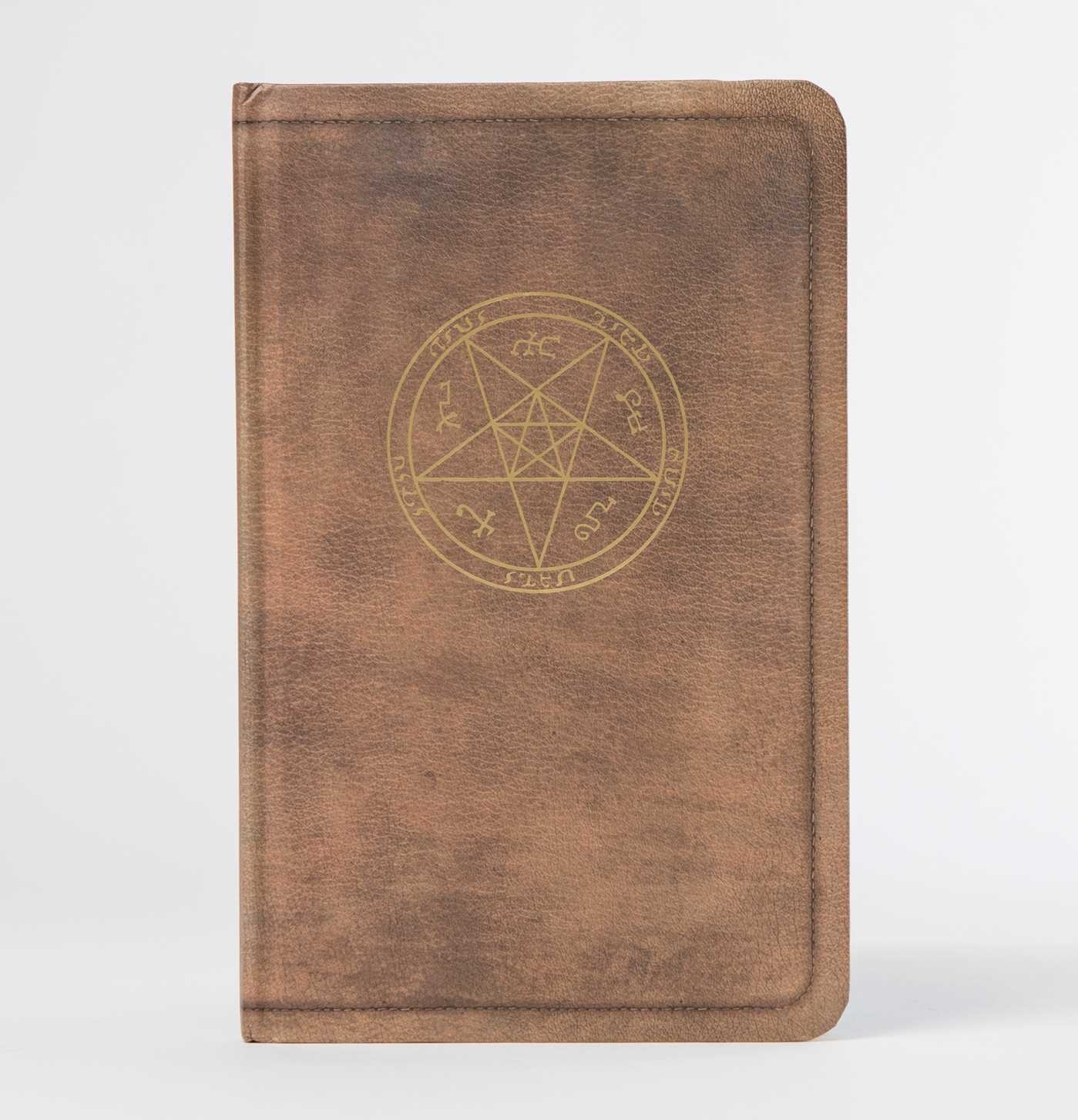 Supernatural john winchester hardcover ruled journal 9781683830740.in05