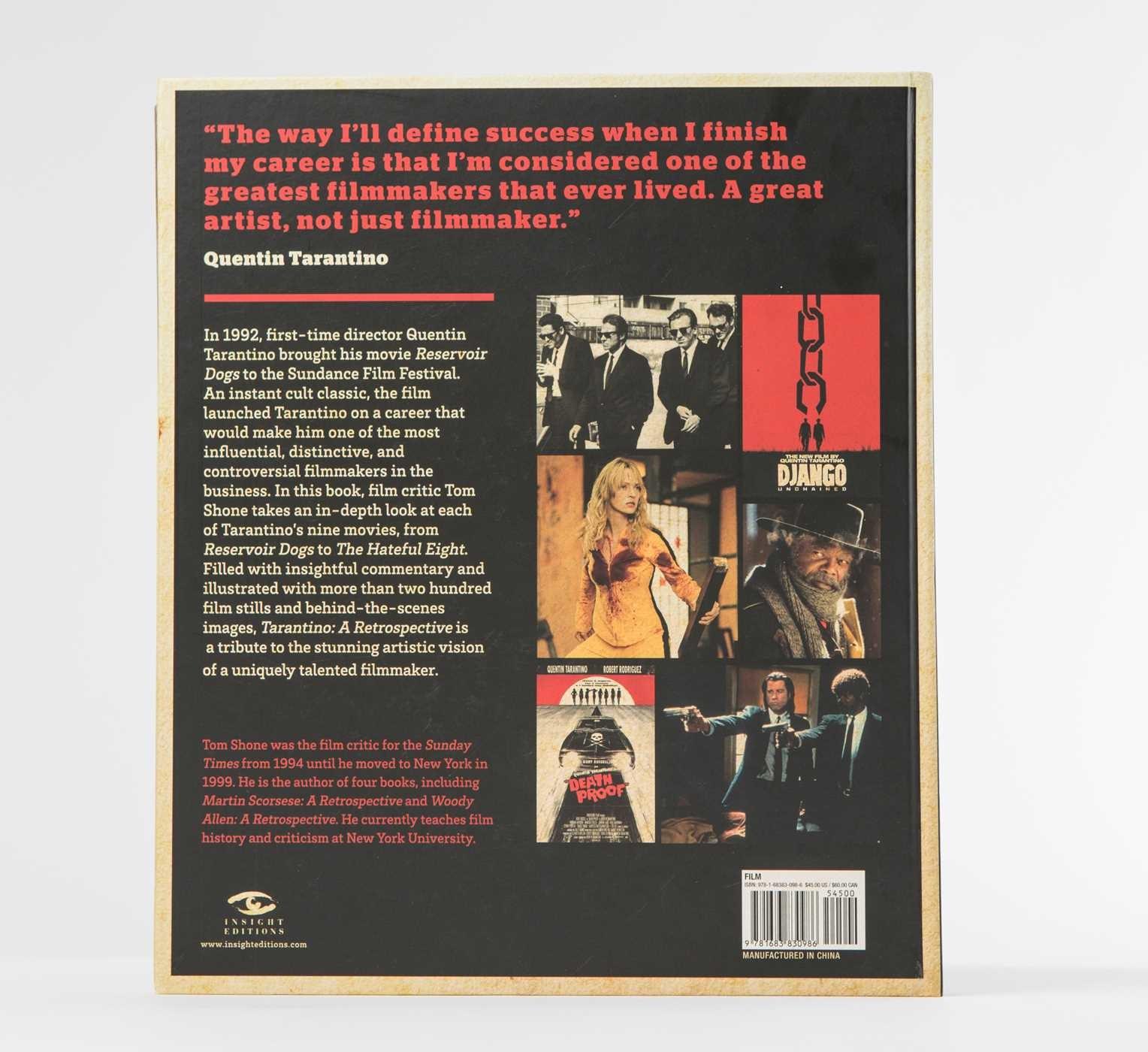 Tarantino a retrospective 9781683830986.in06