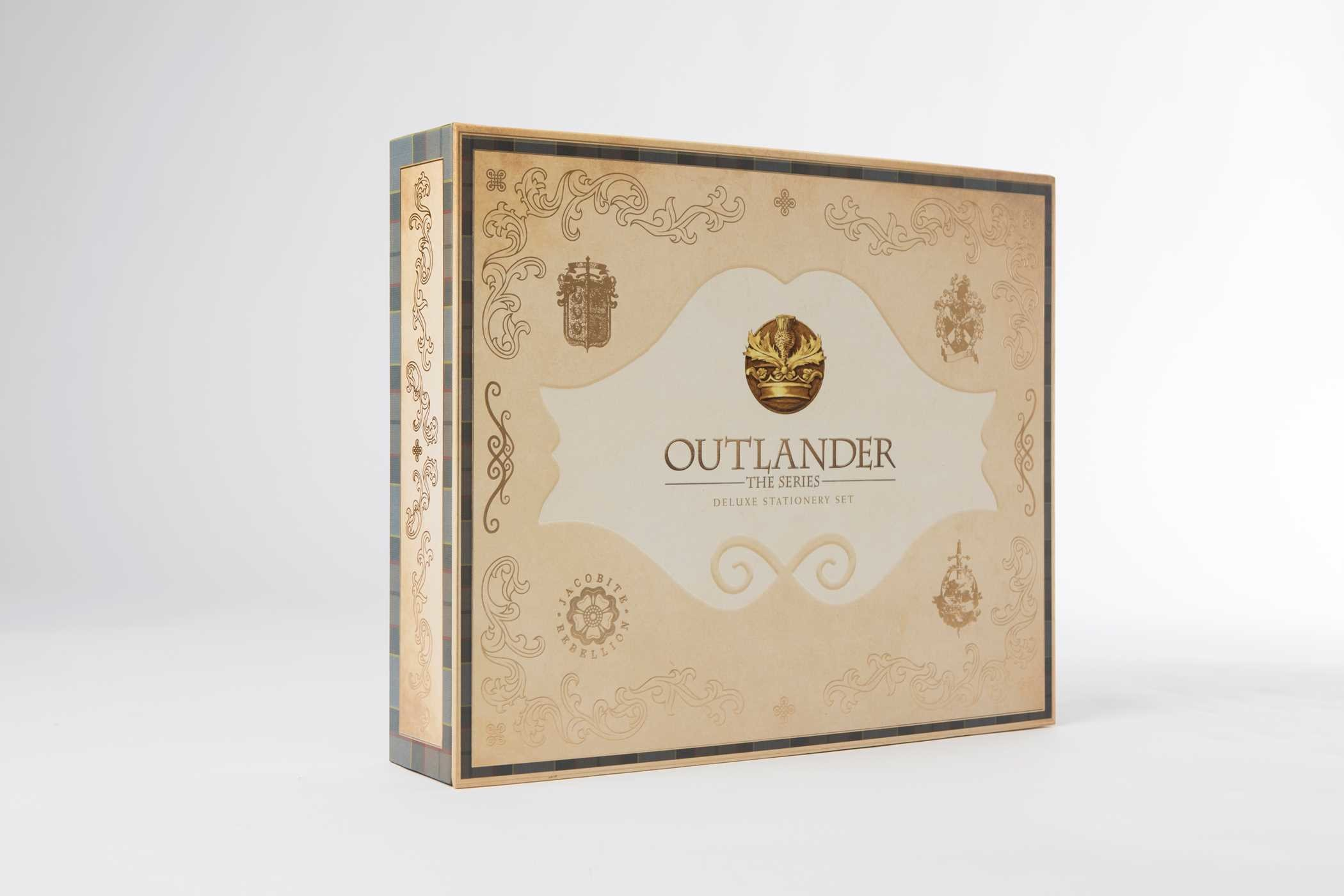 Outlander deluxe stationery set 9781683831495.in04
