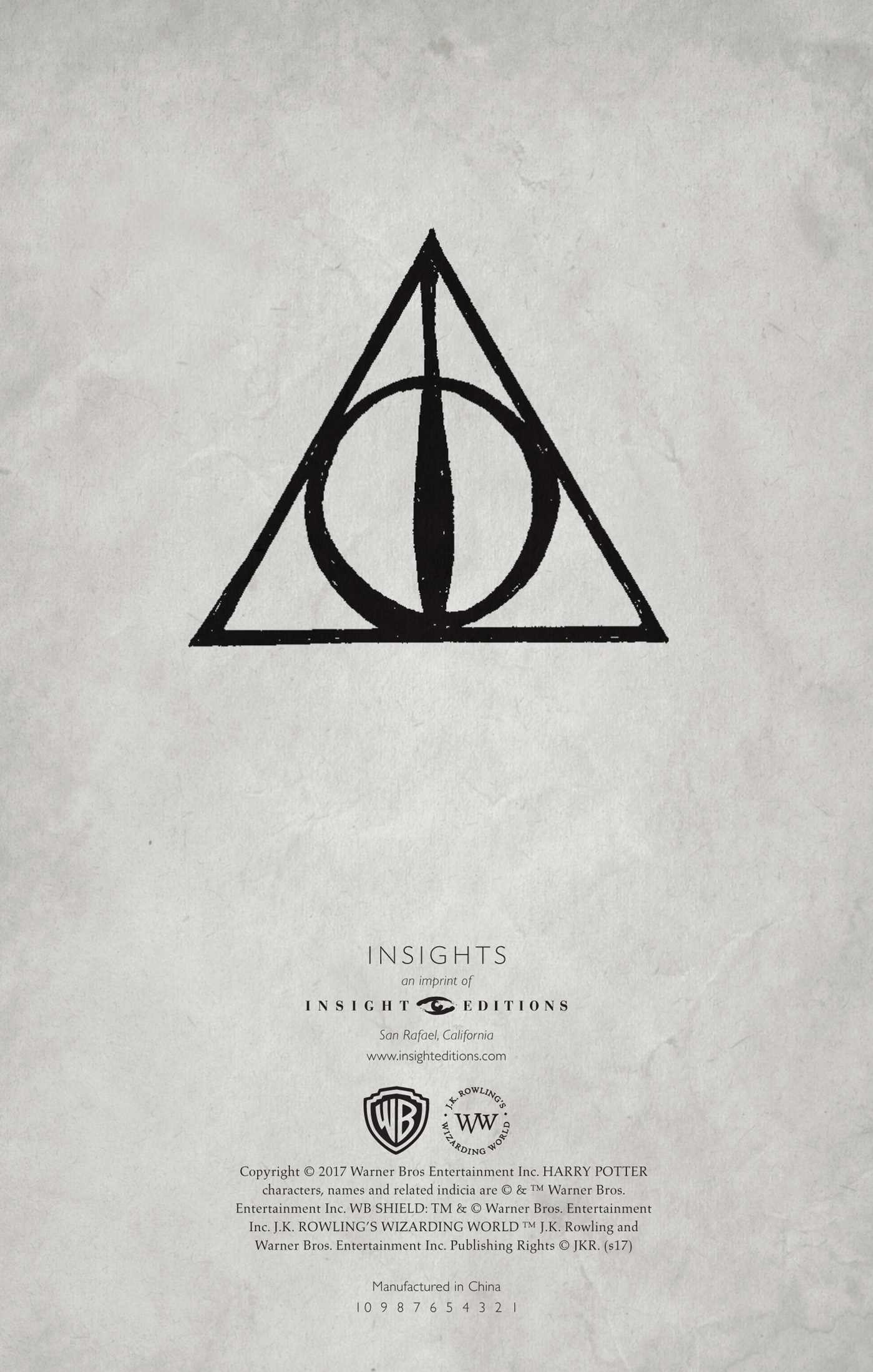 Harry Potter Book Art Hogwarts Harry Potter: The Deat...