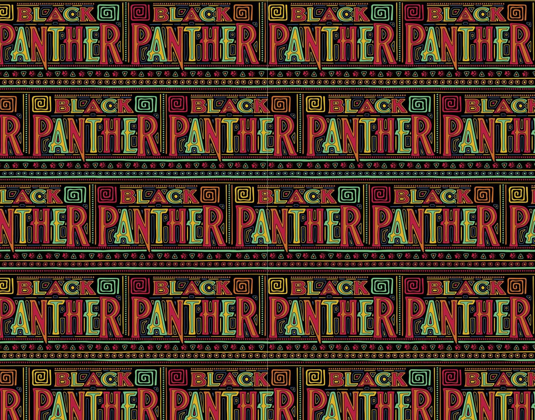 Marvels black panther hardcover ruled journal 9781683833154.in03