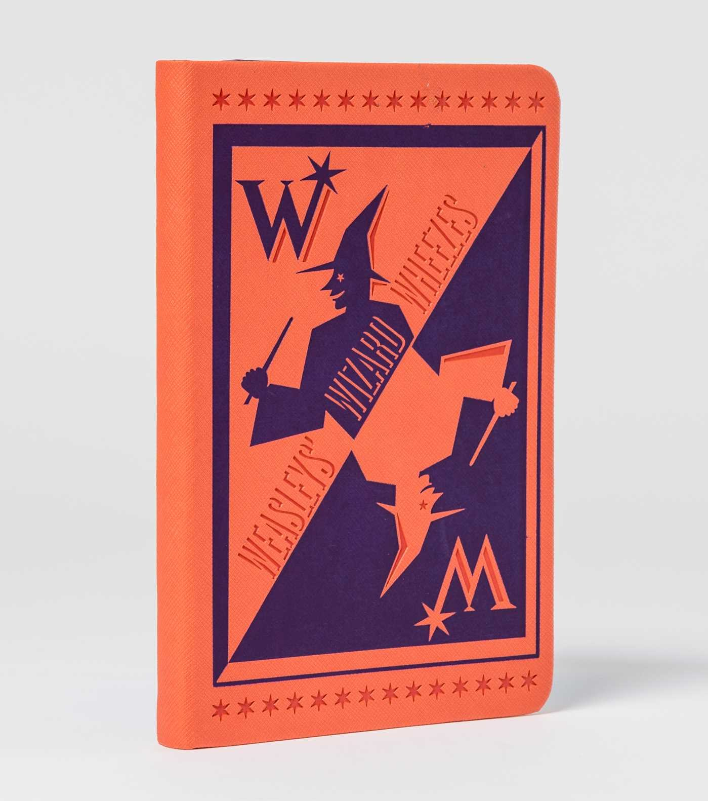 Harry potter weasleys wizard wheezes hardcover ruled journal 9781683833239.in06