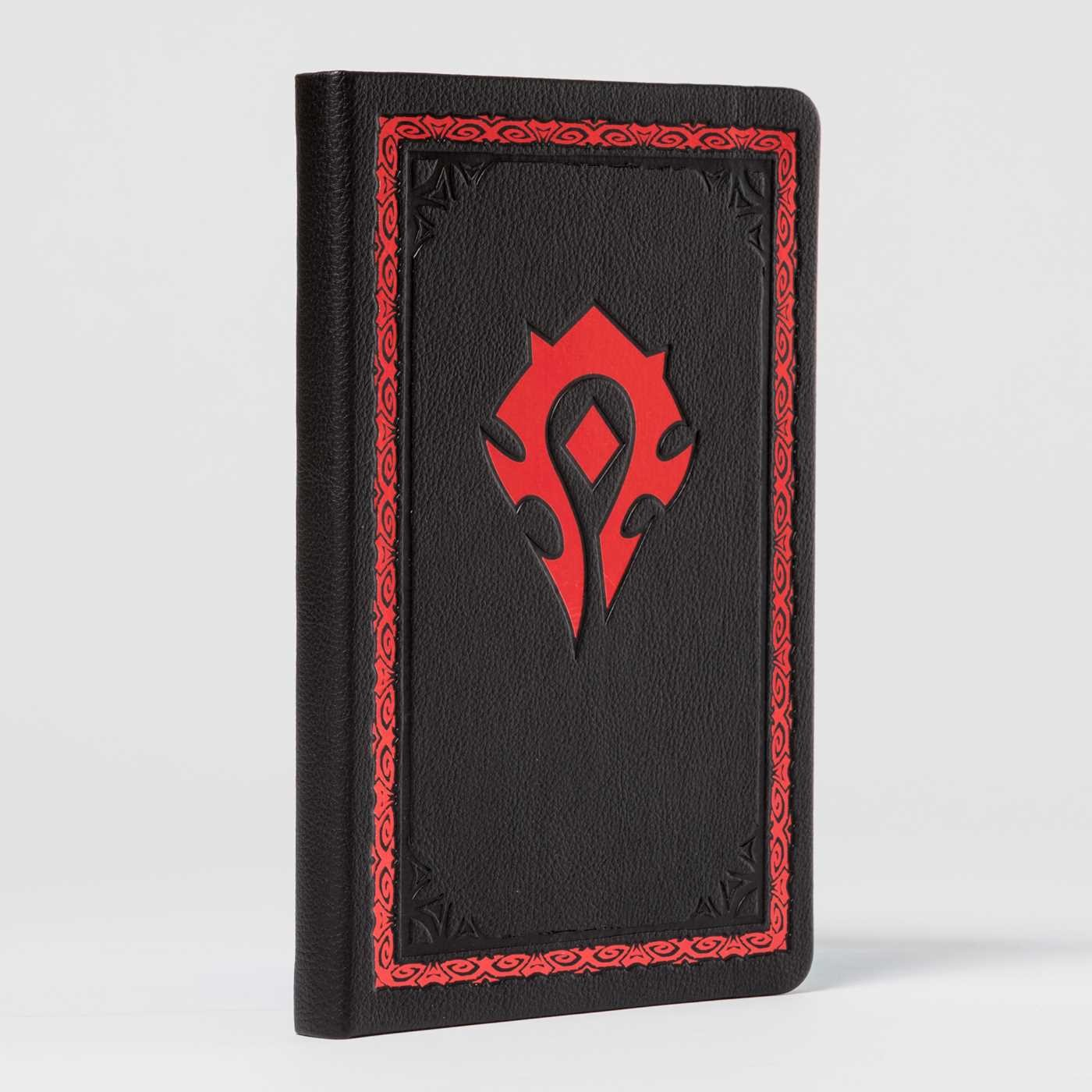 World of warcraft horde hardcover ruled journal 9781683833260.in06