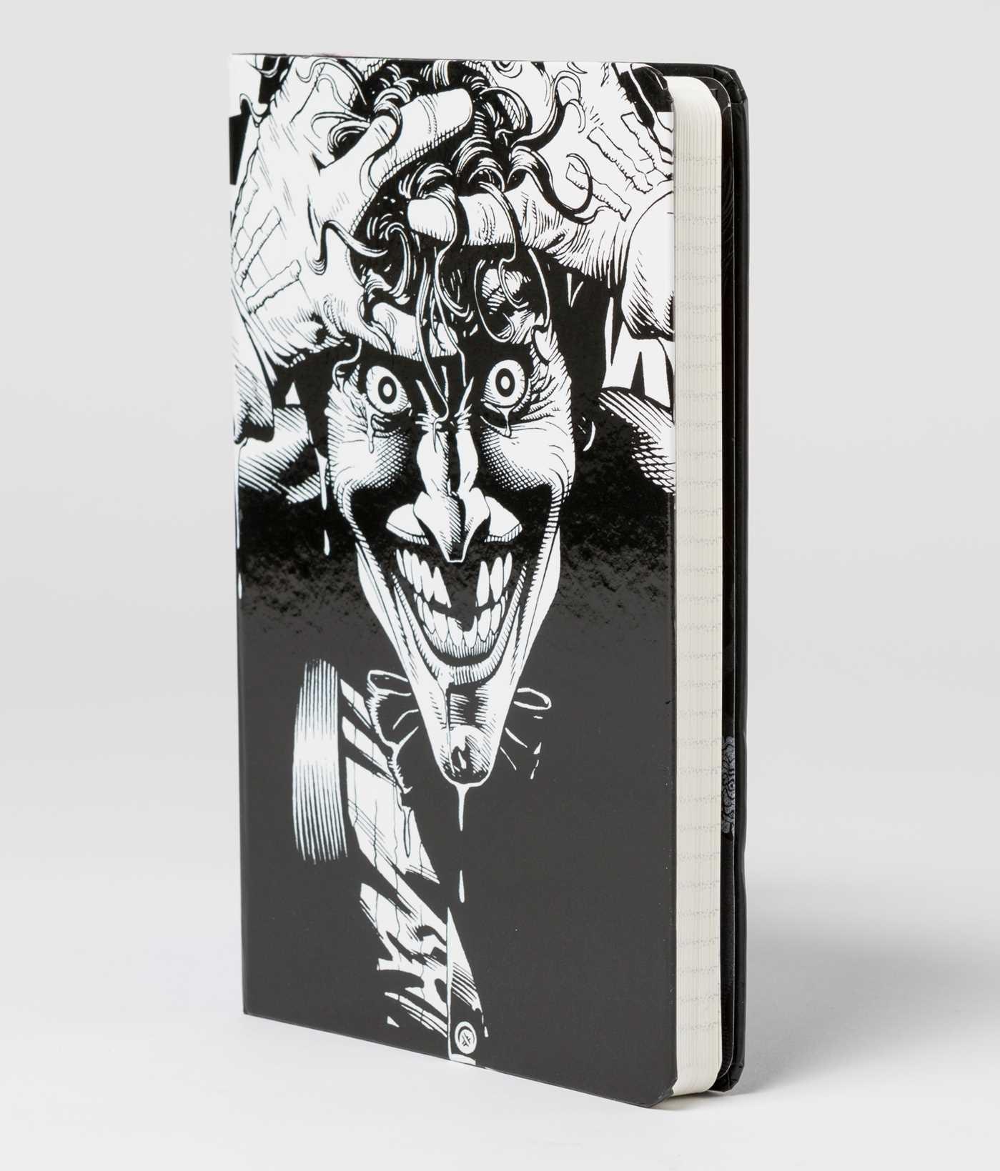 Dc comics the joker hardcover ruled journal artist edition 9781683833307.in05