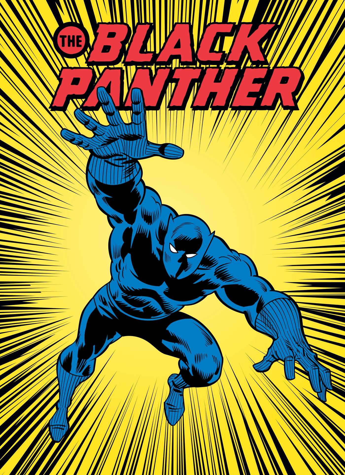 Marvel comics black panther deluxe note card set with keepsake book box 9781683833390.in01