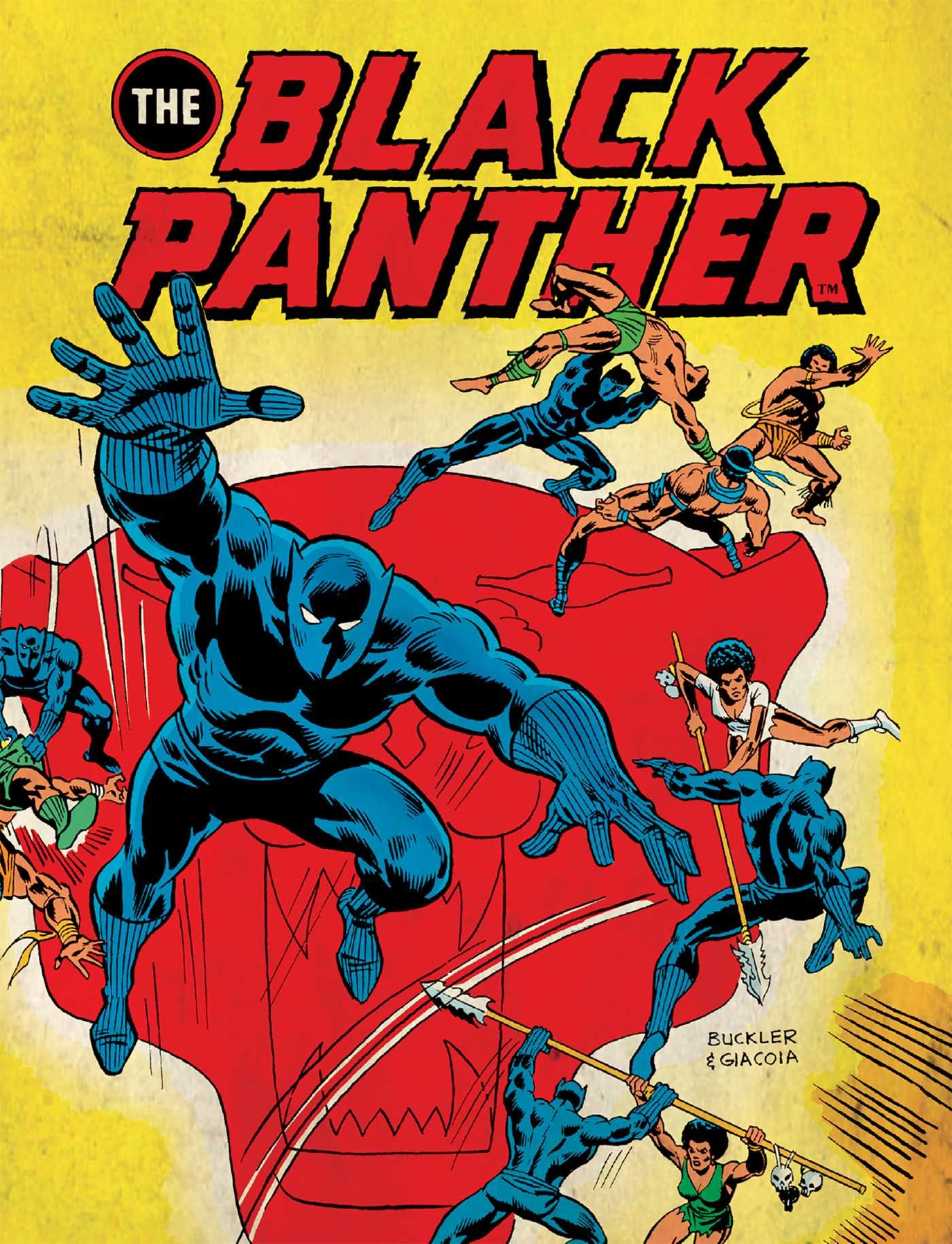 Marvel comics black panther deluxe note card set with keepsake book box 9781683833390.in03