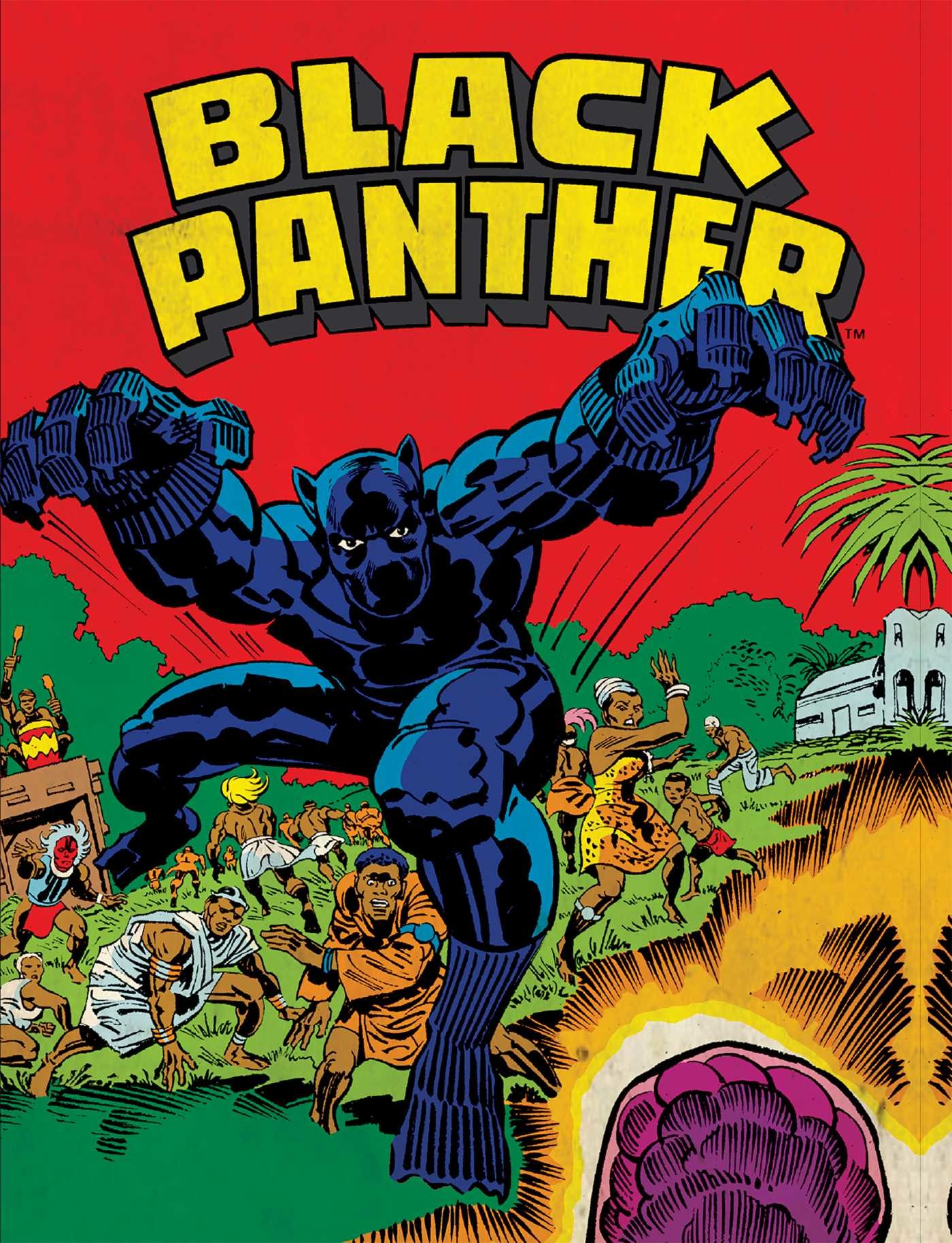 Marvel comics black panther deluxe note card set with keepsake book box 9781683833390.in04