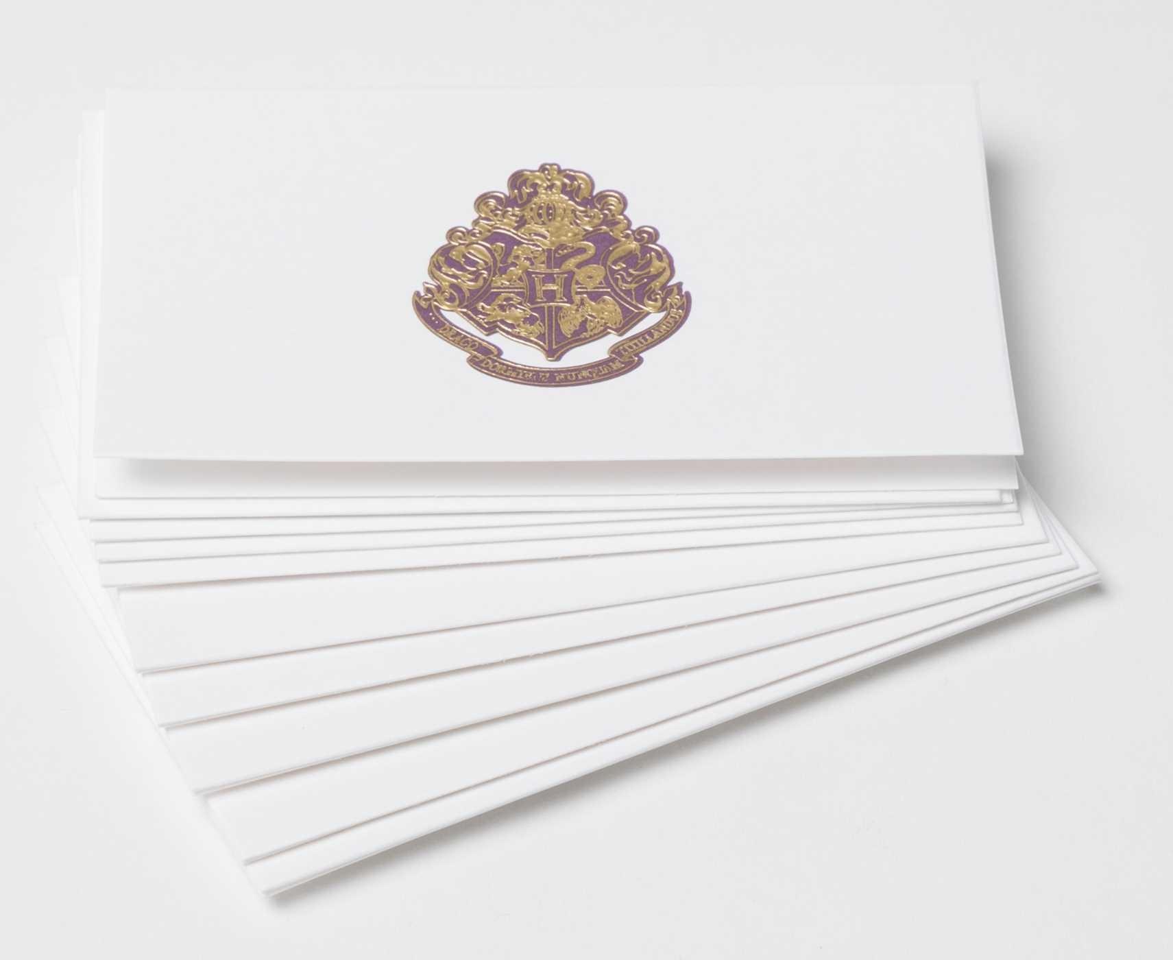 Set of 10 Enclosure Cards
