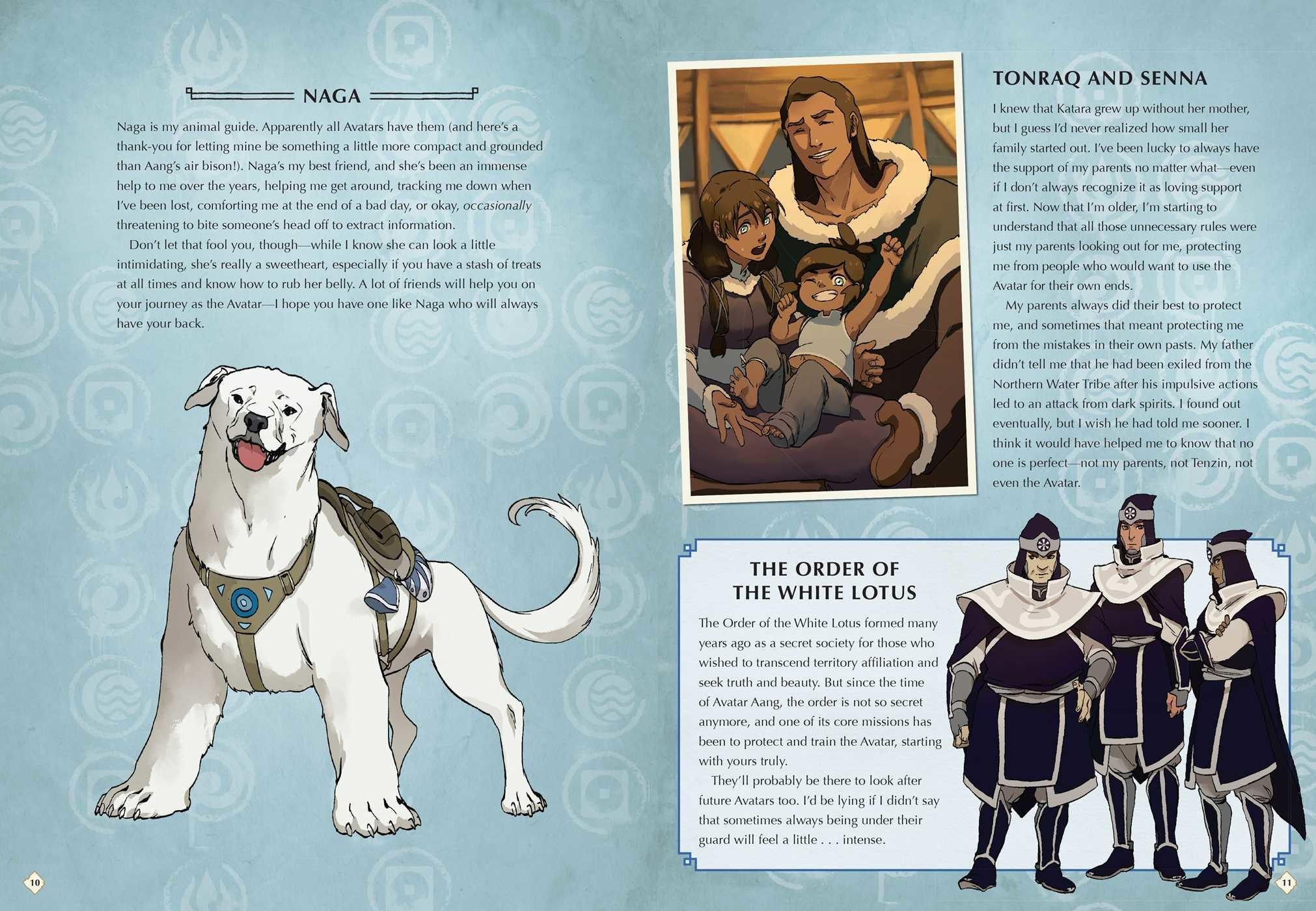 The legend of korra an avatars chronicle 9781683833932.in02