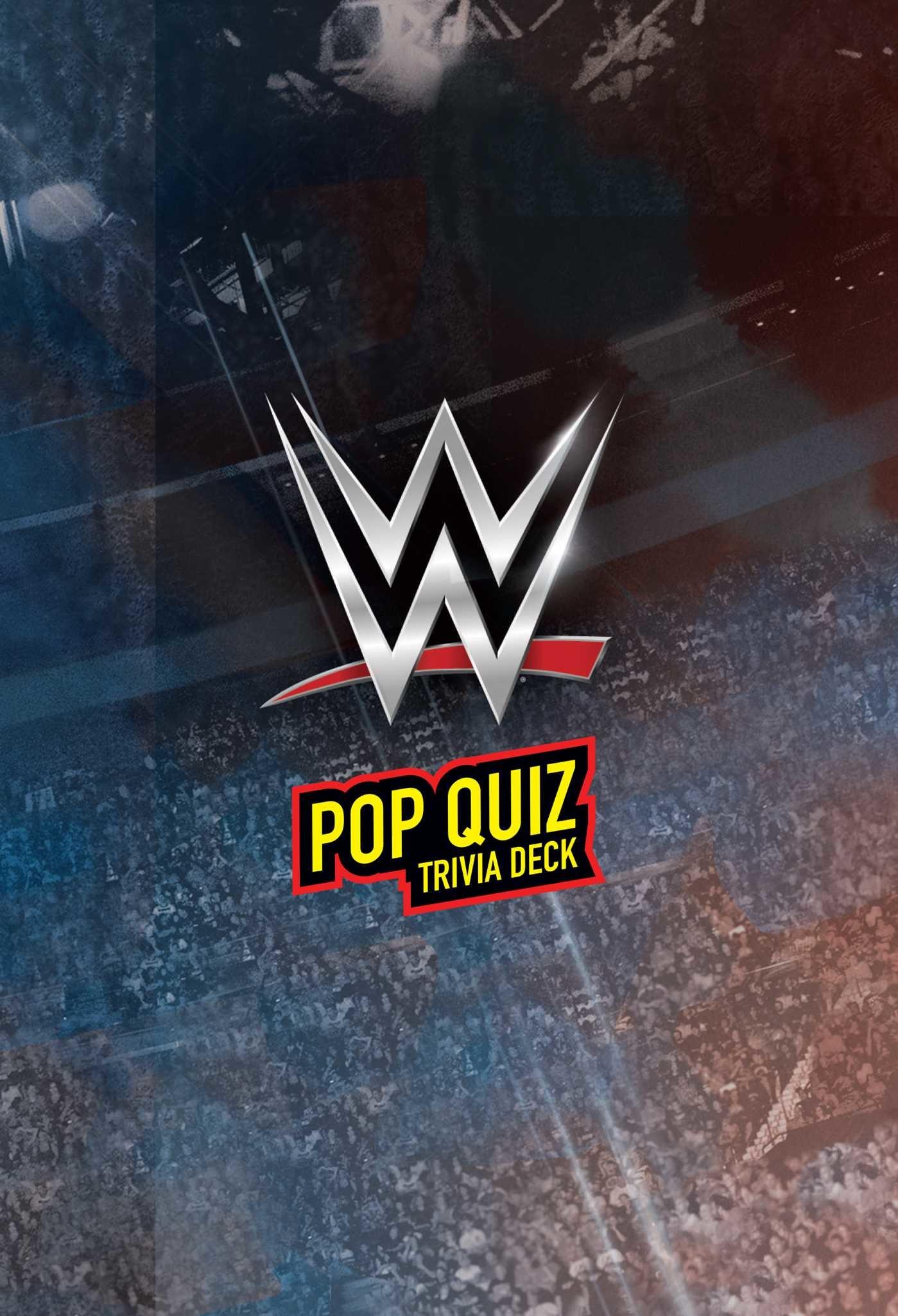 Wwe pop quiz trivia deck 9781683834410.in02