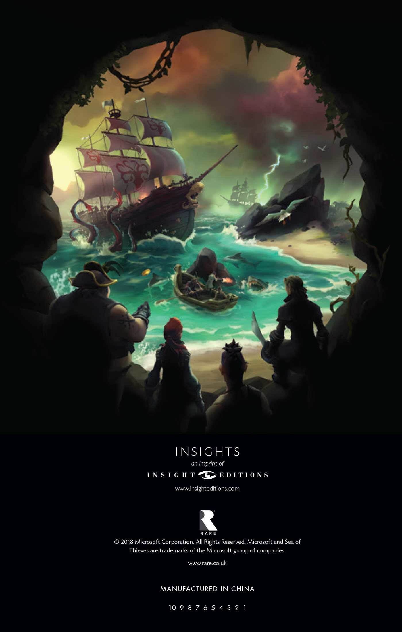 Sea of thieves hardcover ruled journal 9781683834885.in03
