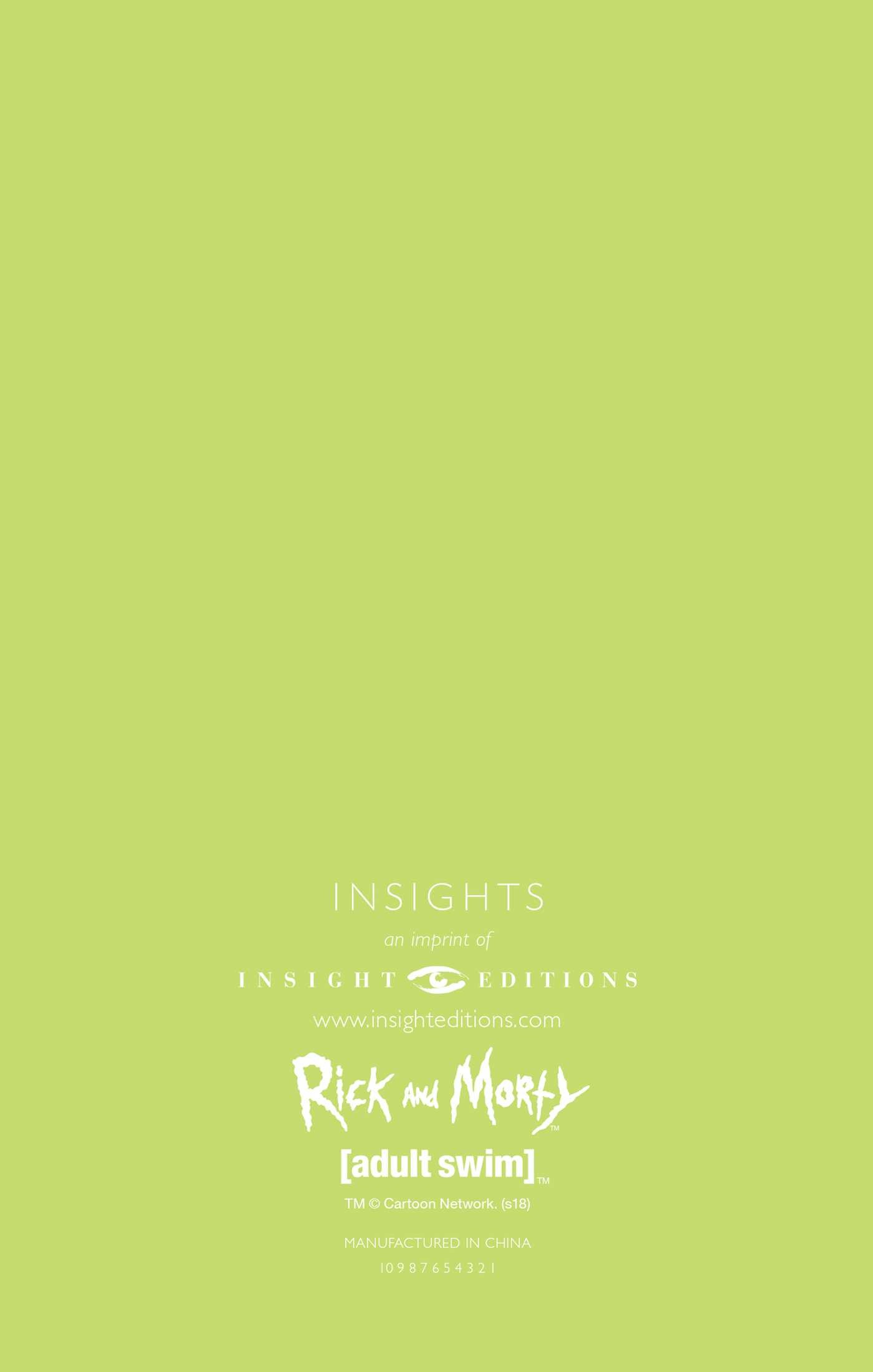 Rick and morty pickle rick hardcover ruled journal with pen 9781683835356.in04
