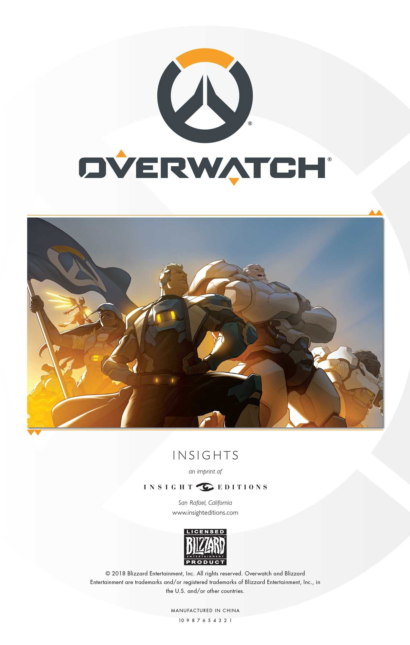 Overwatch hardcover ruled journal with pen 9781683835387.in05