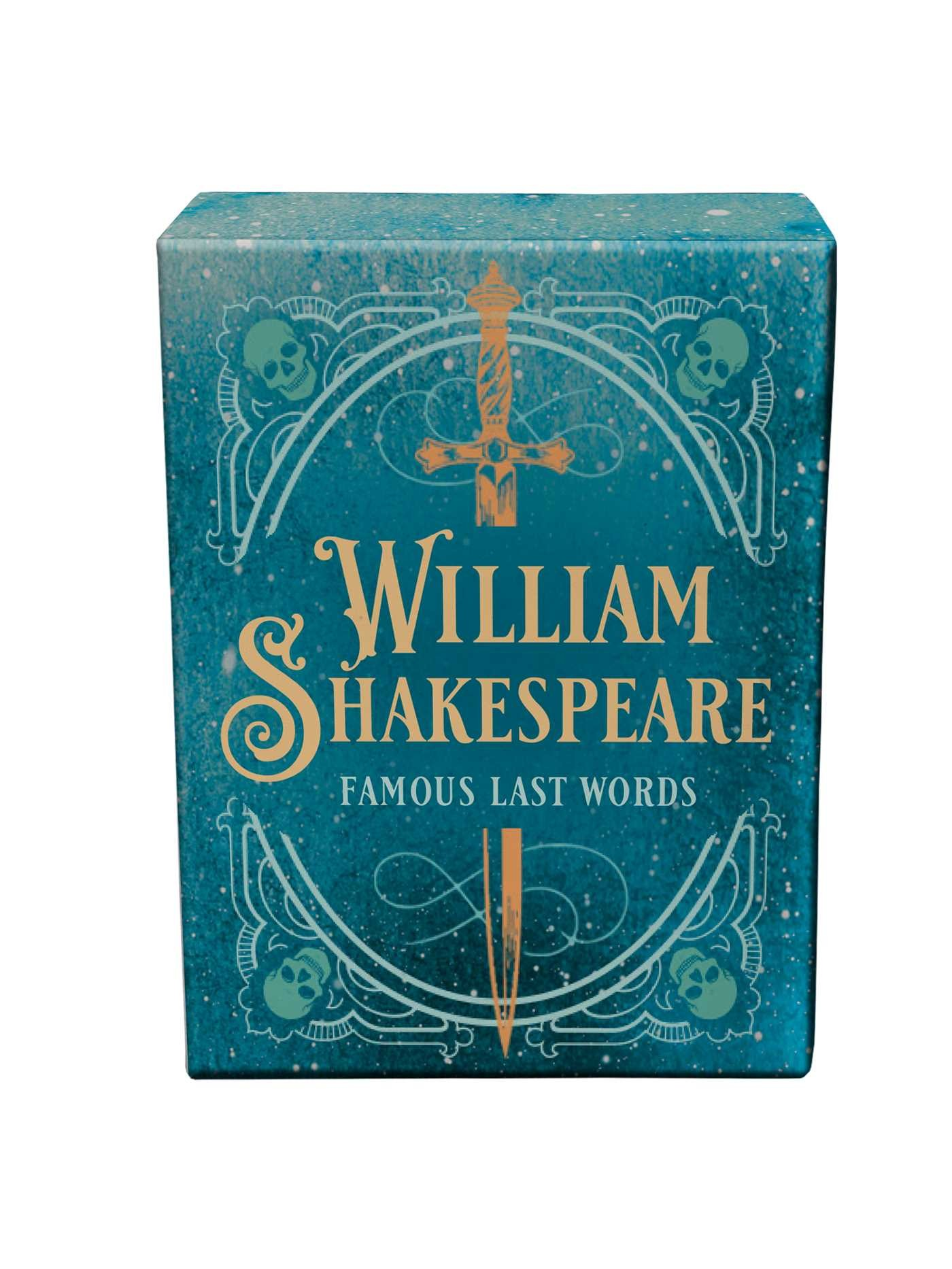 William shakespeare famous last words 9781683835875.in01
