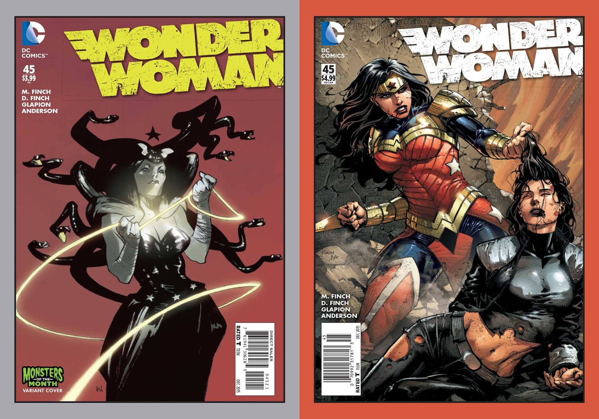 DC Comics: Wonder Woman: The Complete Covers Vol  3 | Book