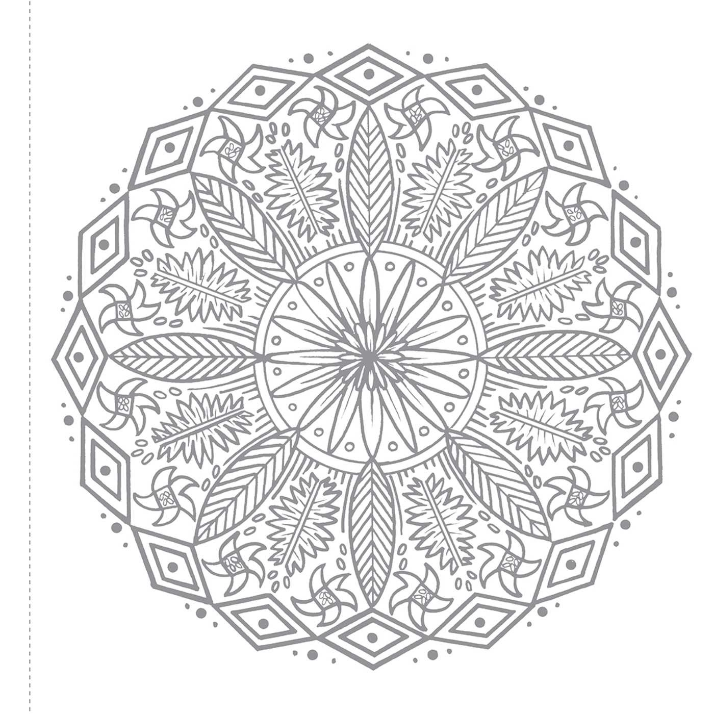 Glowing Mandalas Coloring Book | Book by Susan Hayes, Gilly ...