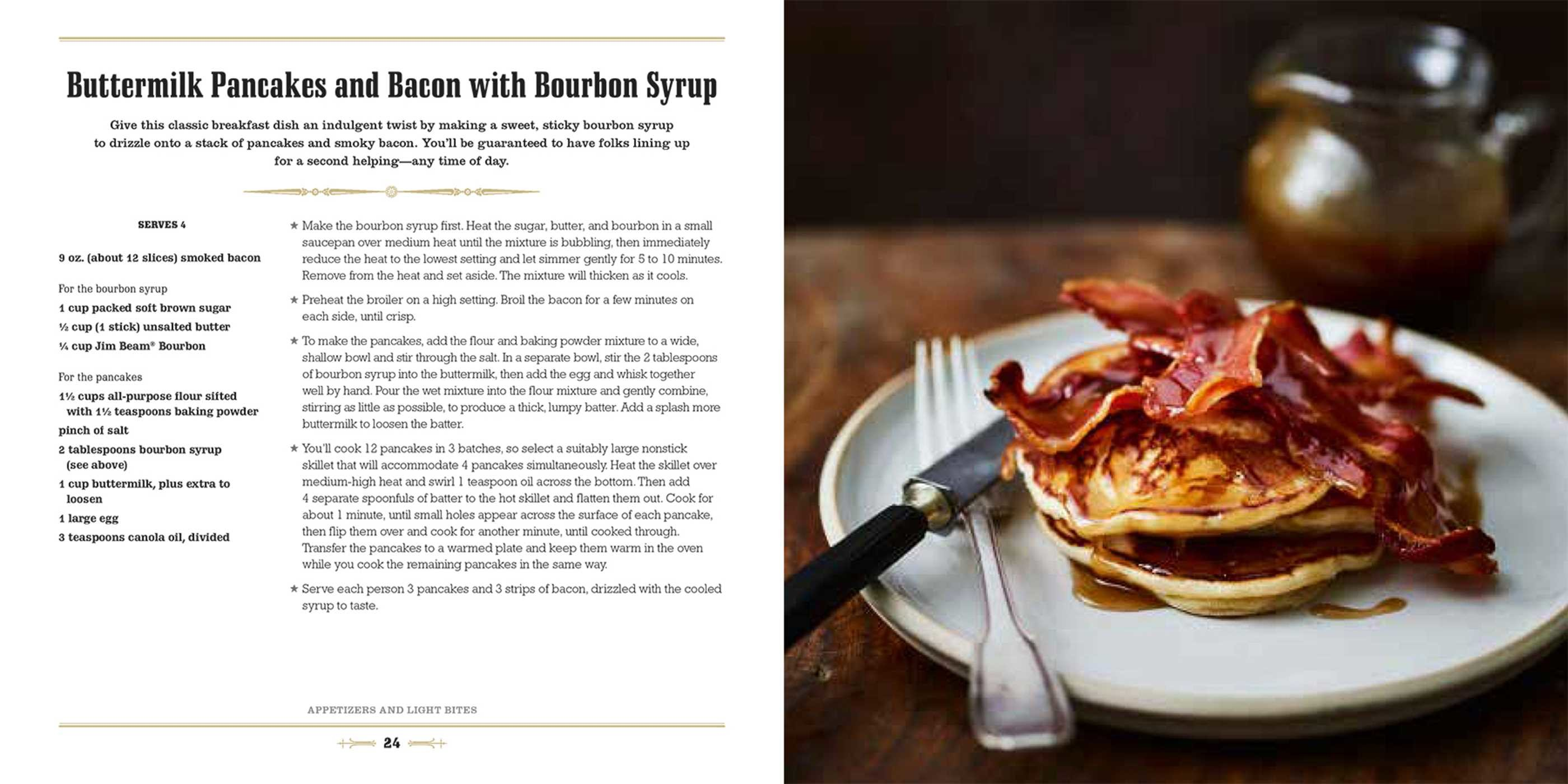 Jim beam bourbon cookbook 9781684120819.in01