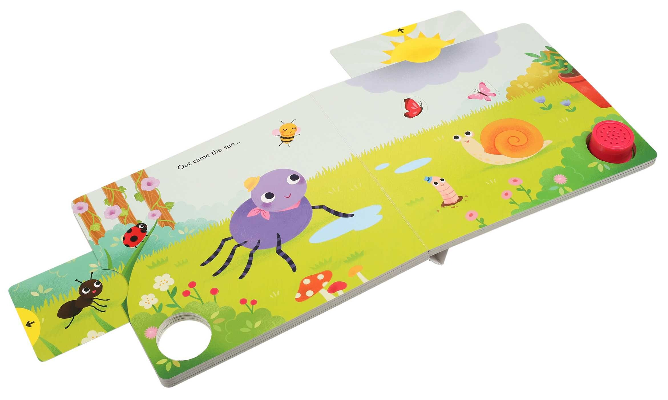 Sing And Slide The Itsy Bitsy Spider 9781684121243in02