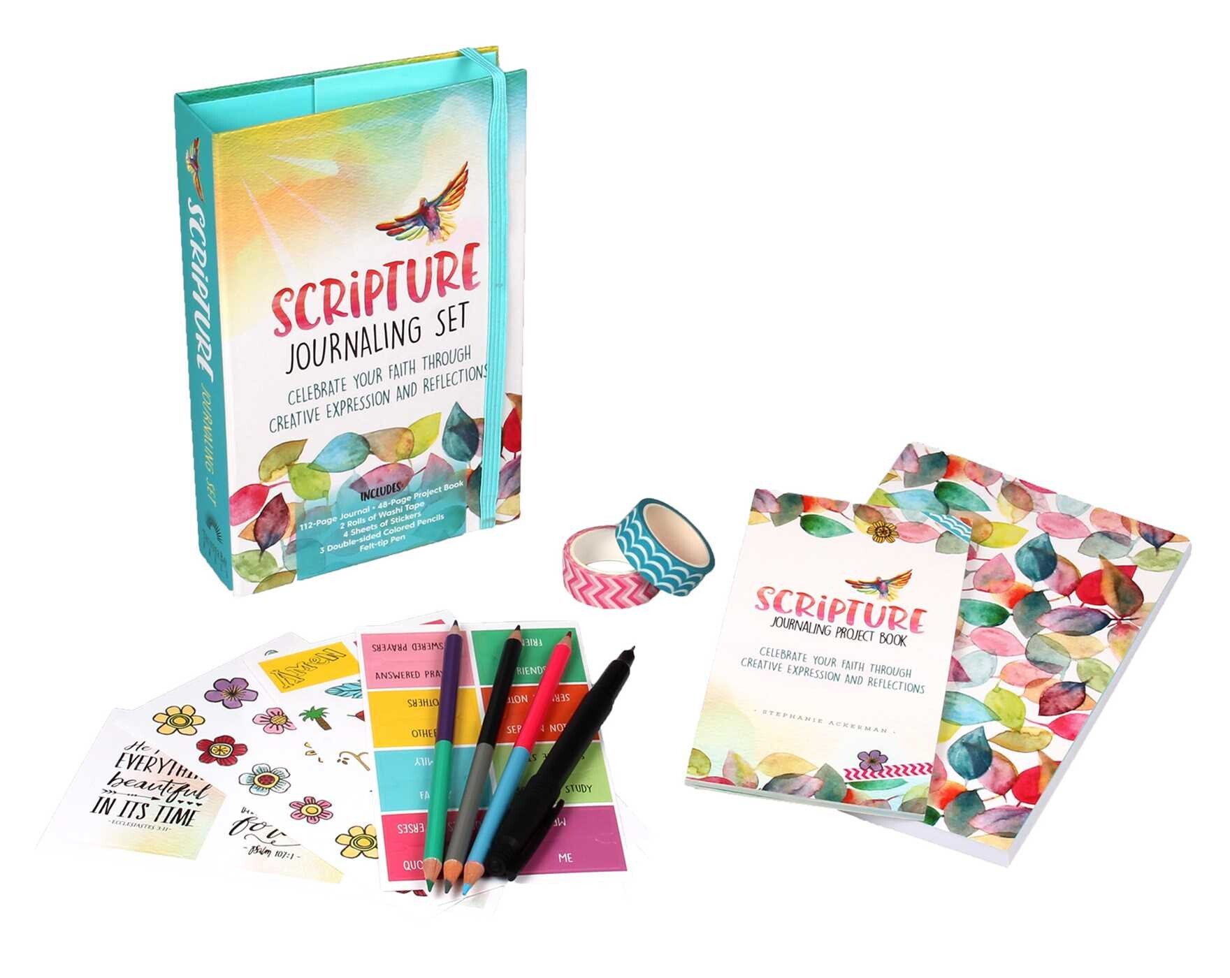 Scripture journaling set 9781684124206.in01
