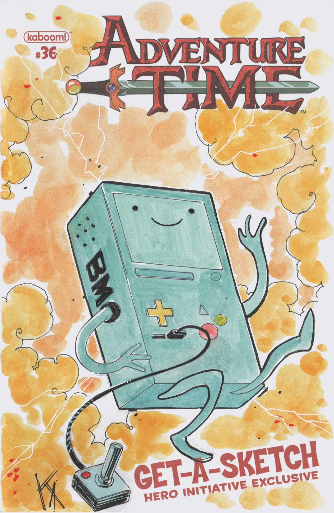 Adventure time 100 project 9781684152261.in02
